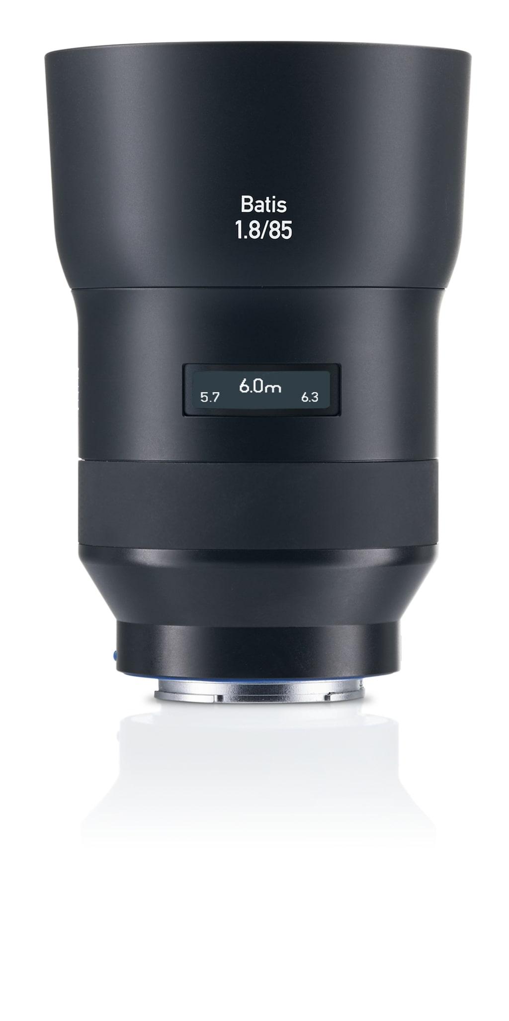 ZEISS Batis 85mm 1:1,8 für Sony ILCE (E-Mount)