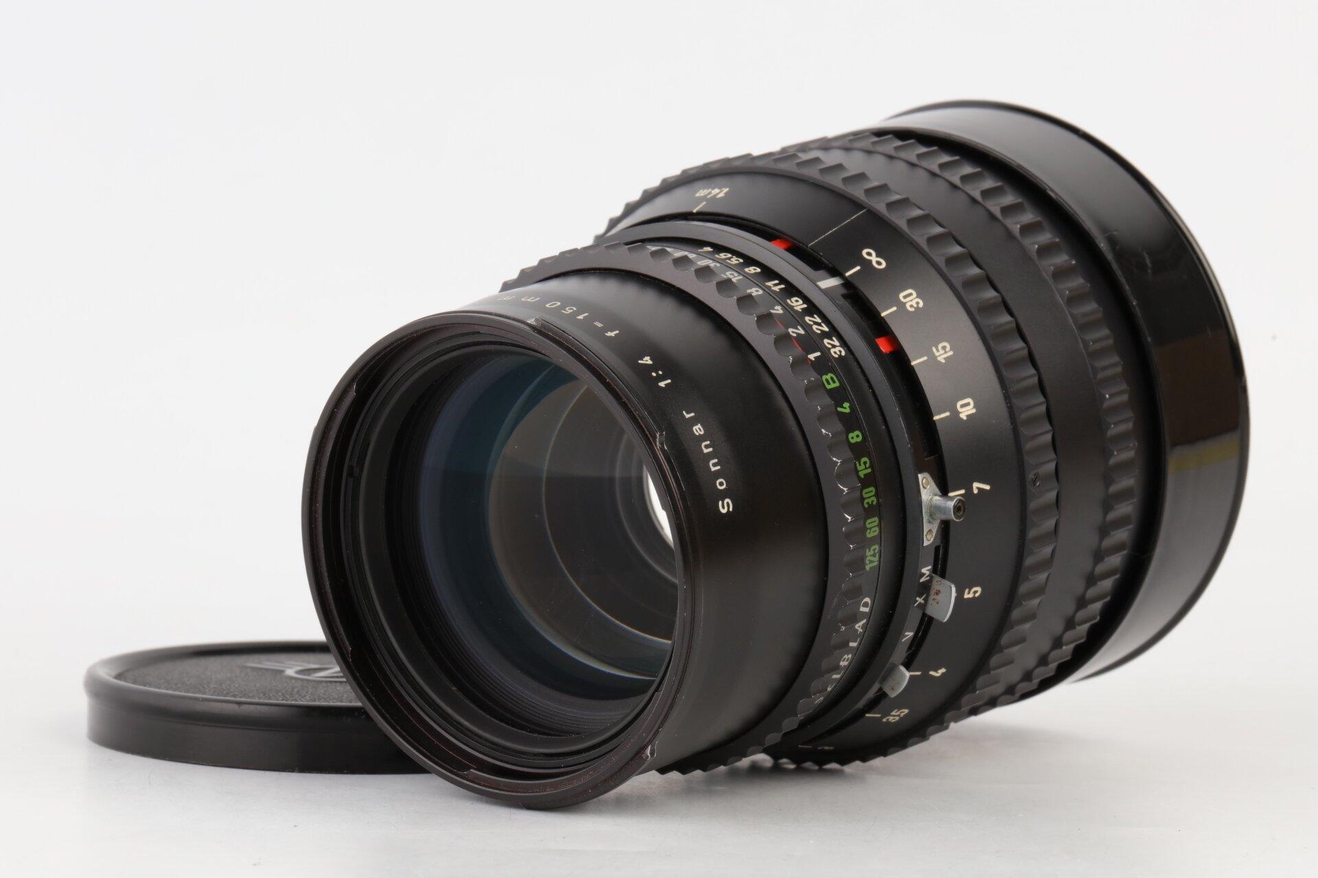 Hasselblad C Sonnar 4/150mm T* schwarz