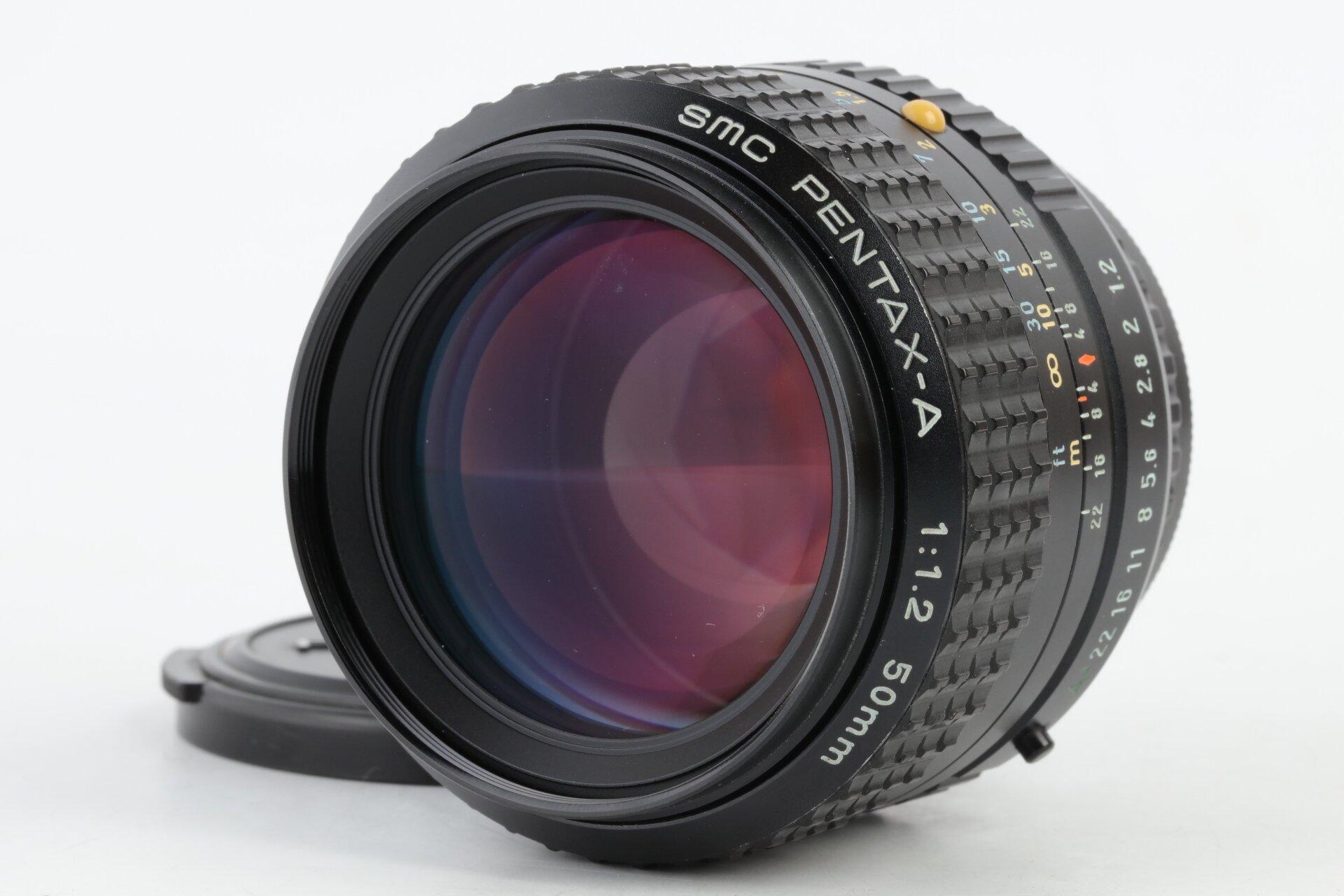 Pentax K 50mm 1,2 SMC Pentax-A