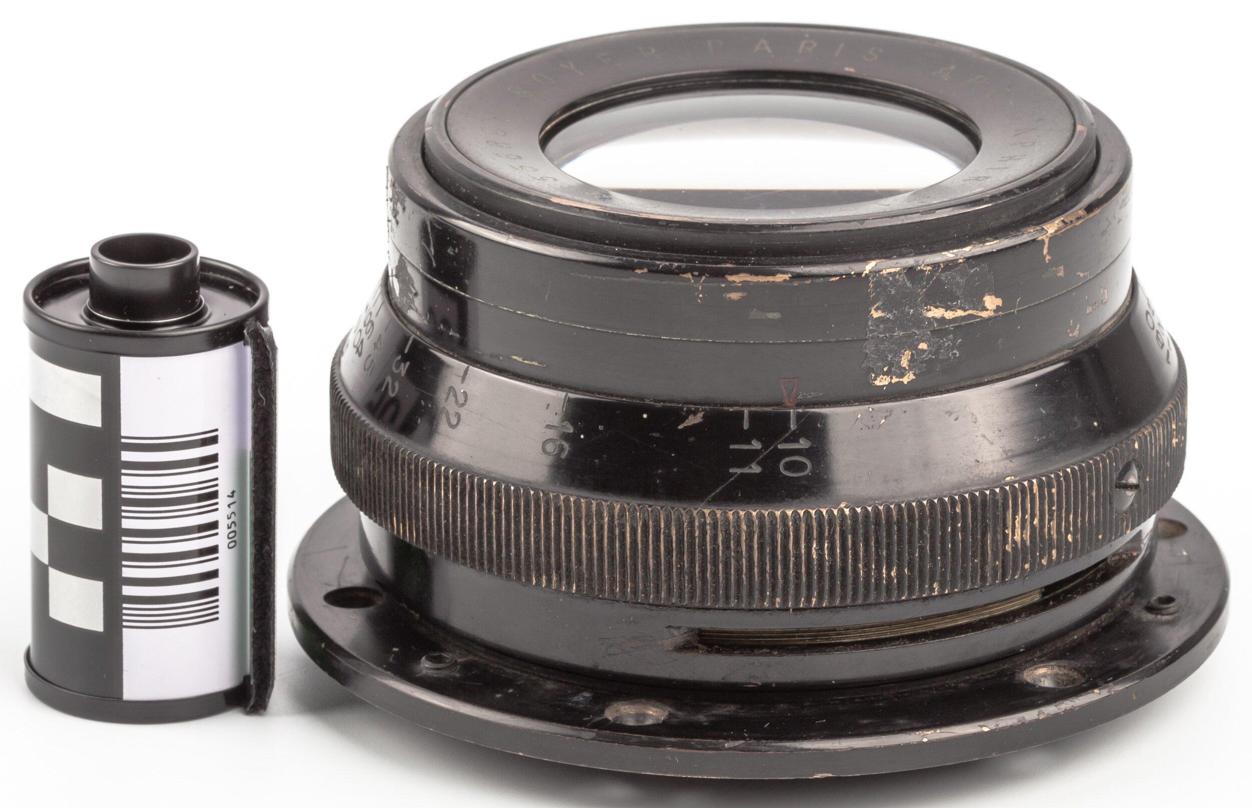 Boyer 10/450mm Apo-Saphir