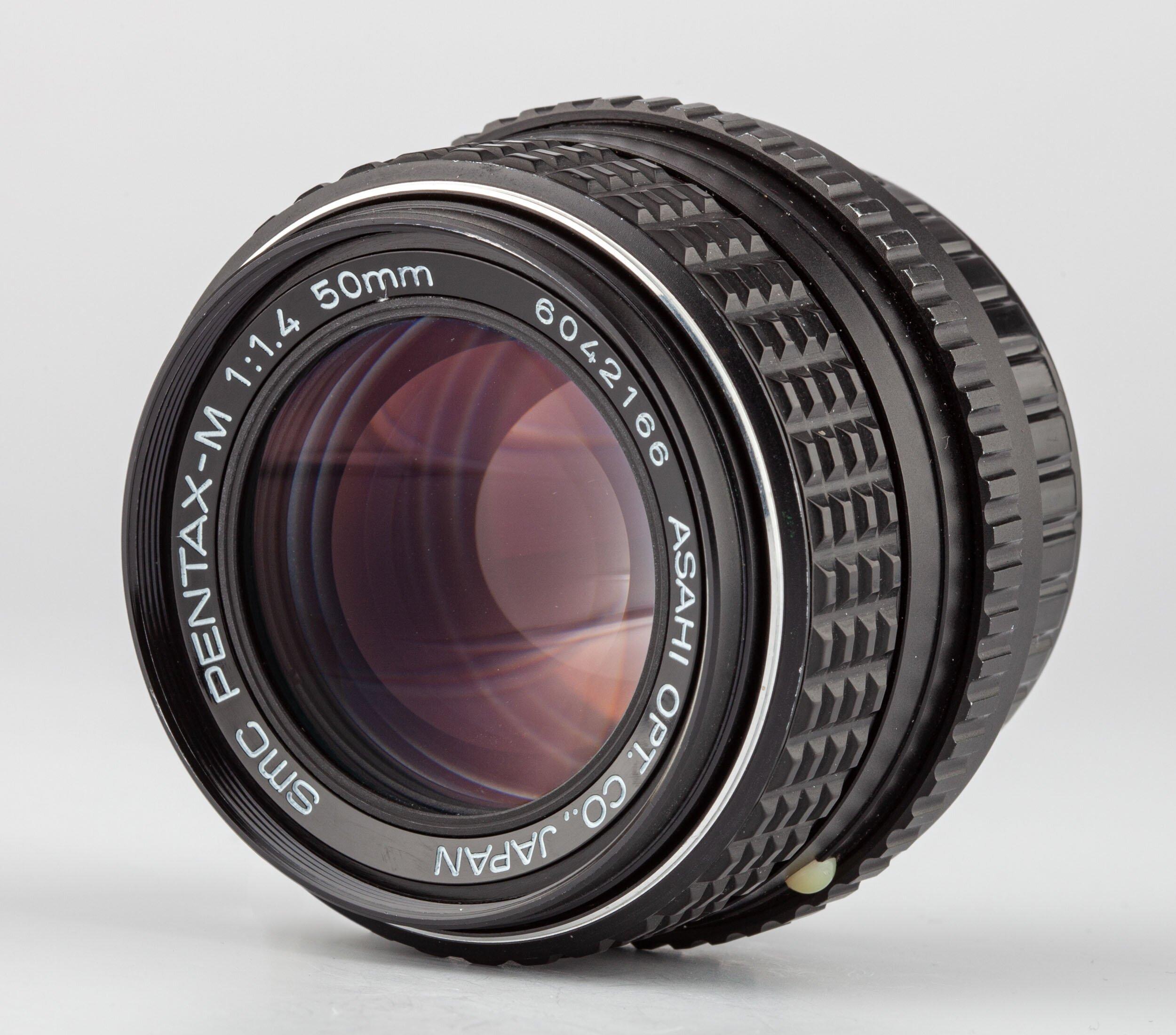 SMC Pentax-M 1,4/50mm PK