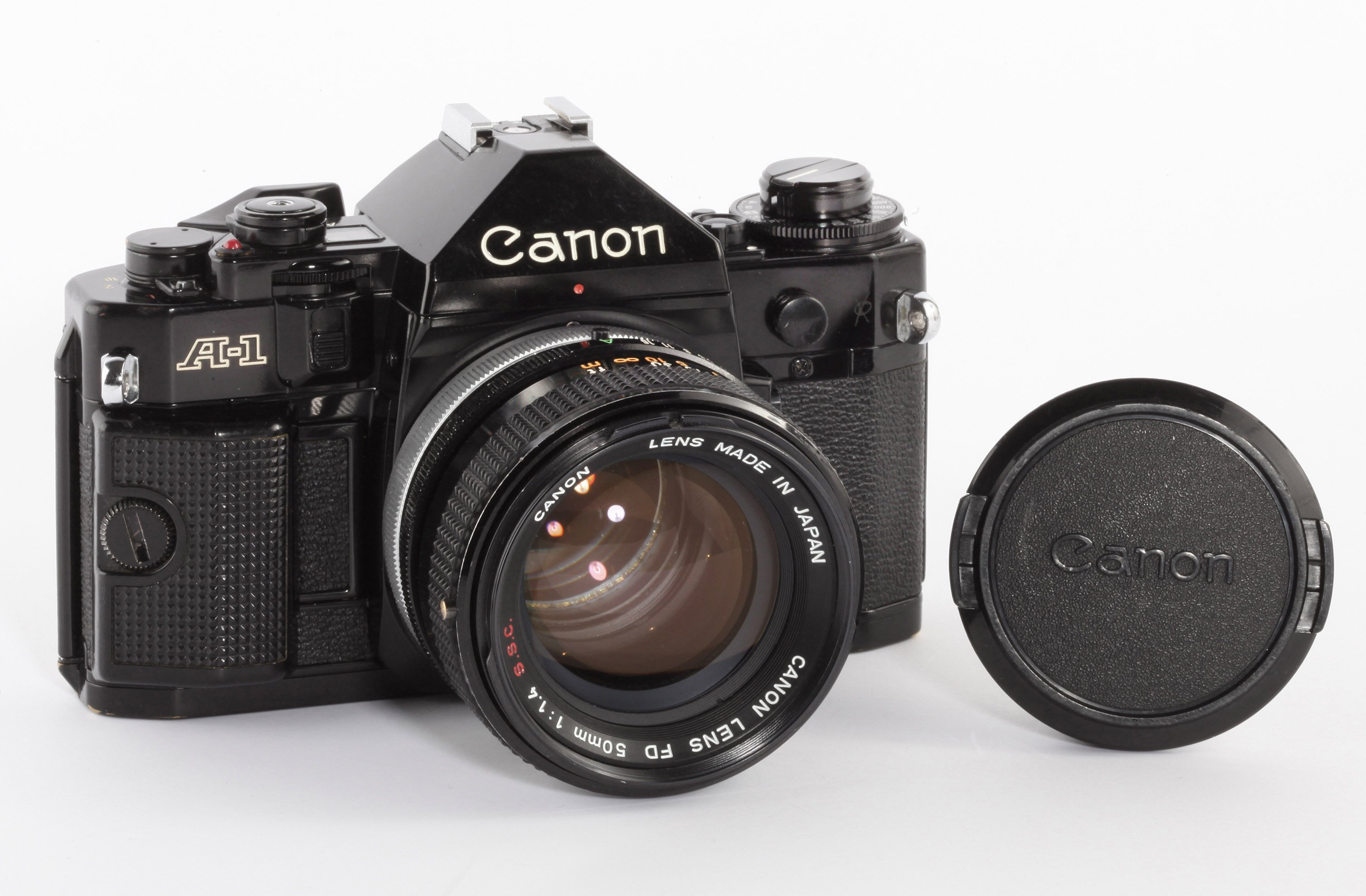 Canon A1  50mm 1,4 SSC
