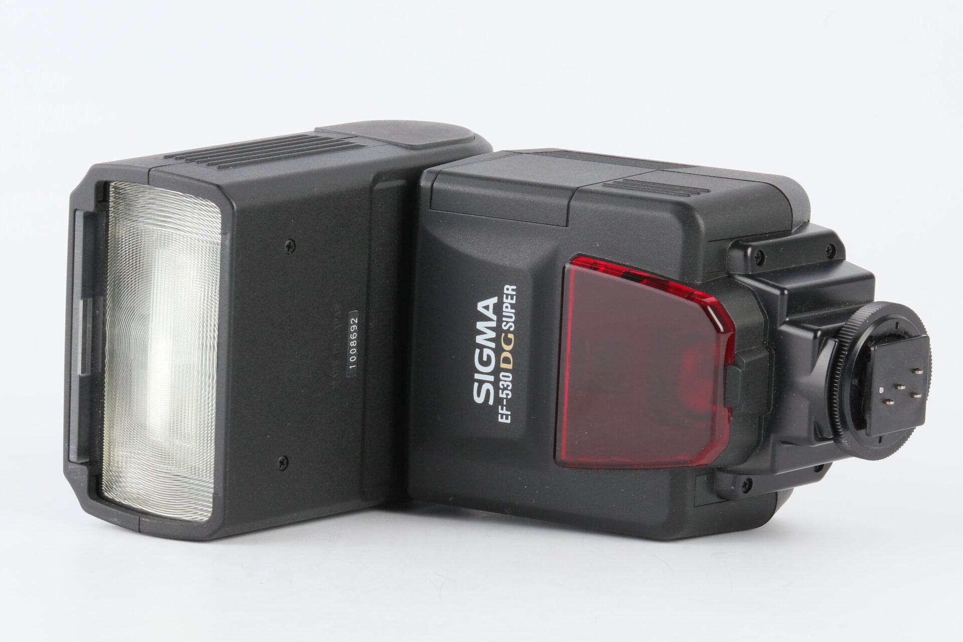 Sigma EF-530 DG Super Blitz f. Nikon AF