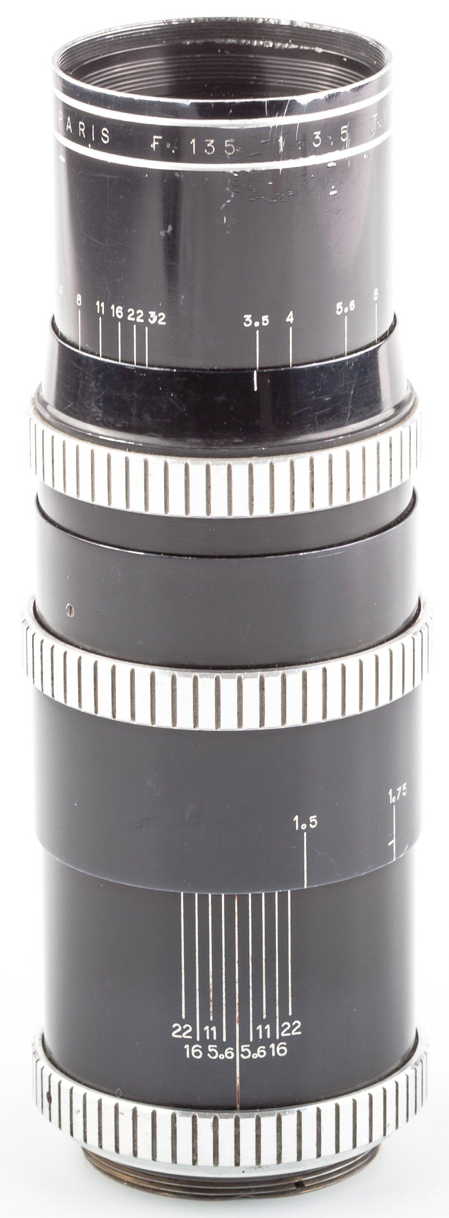 Angenieux 135mm F3.5 Y2 M42