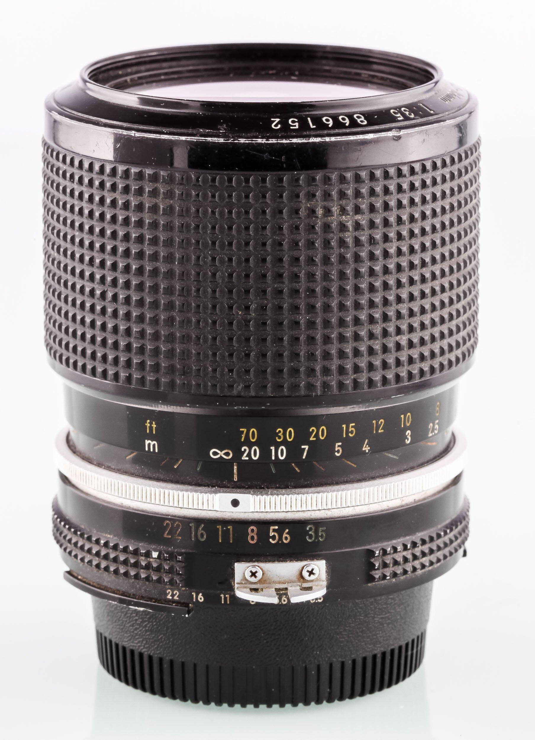 Nikon Zoom Nikkor 43-86mm 3,5