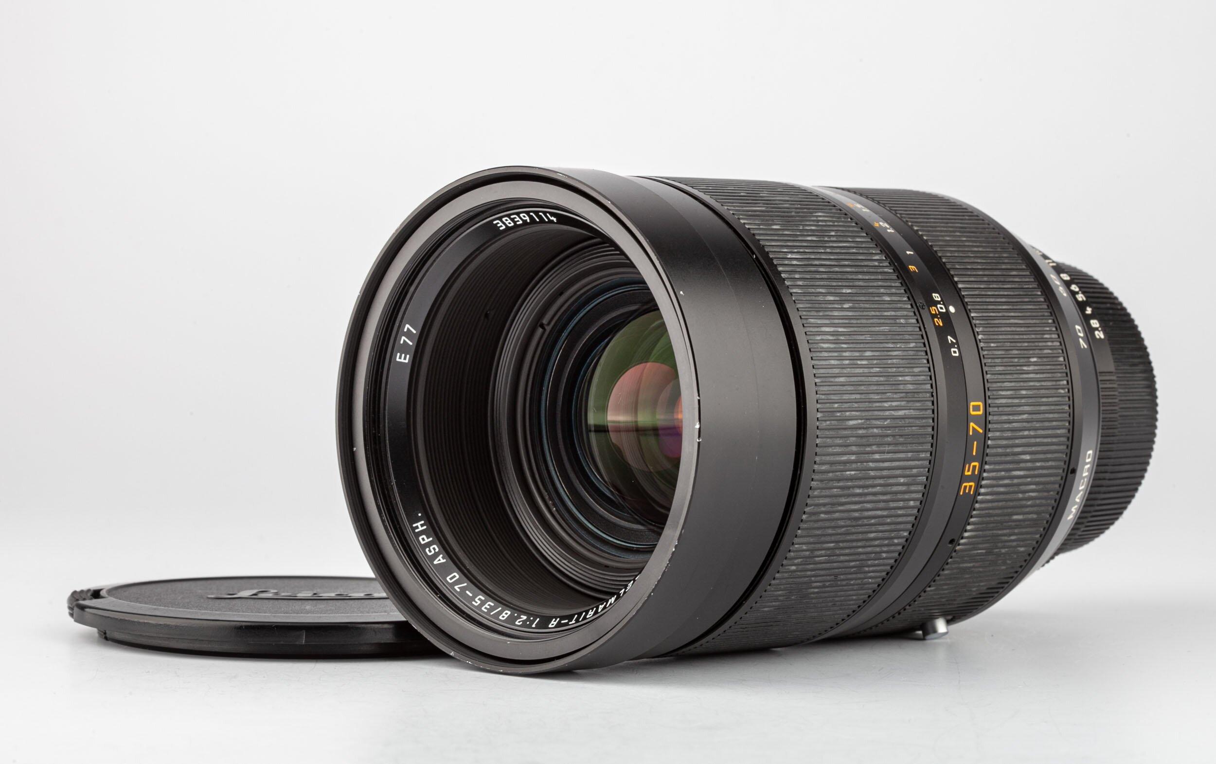 Leica Vario-Elmarit-R 35-70mm F2.8 ASPH. E77 ROM 11275