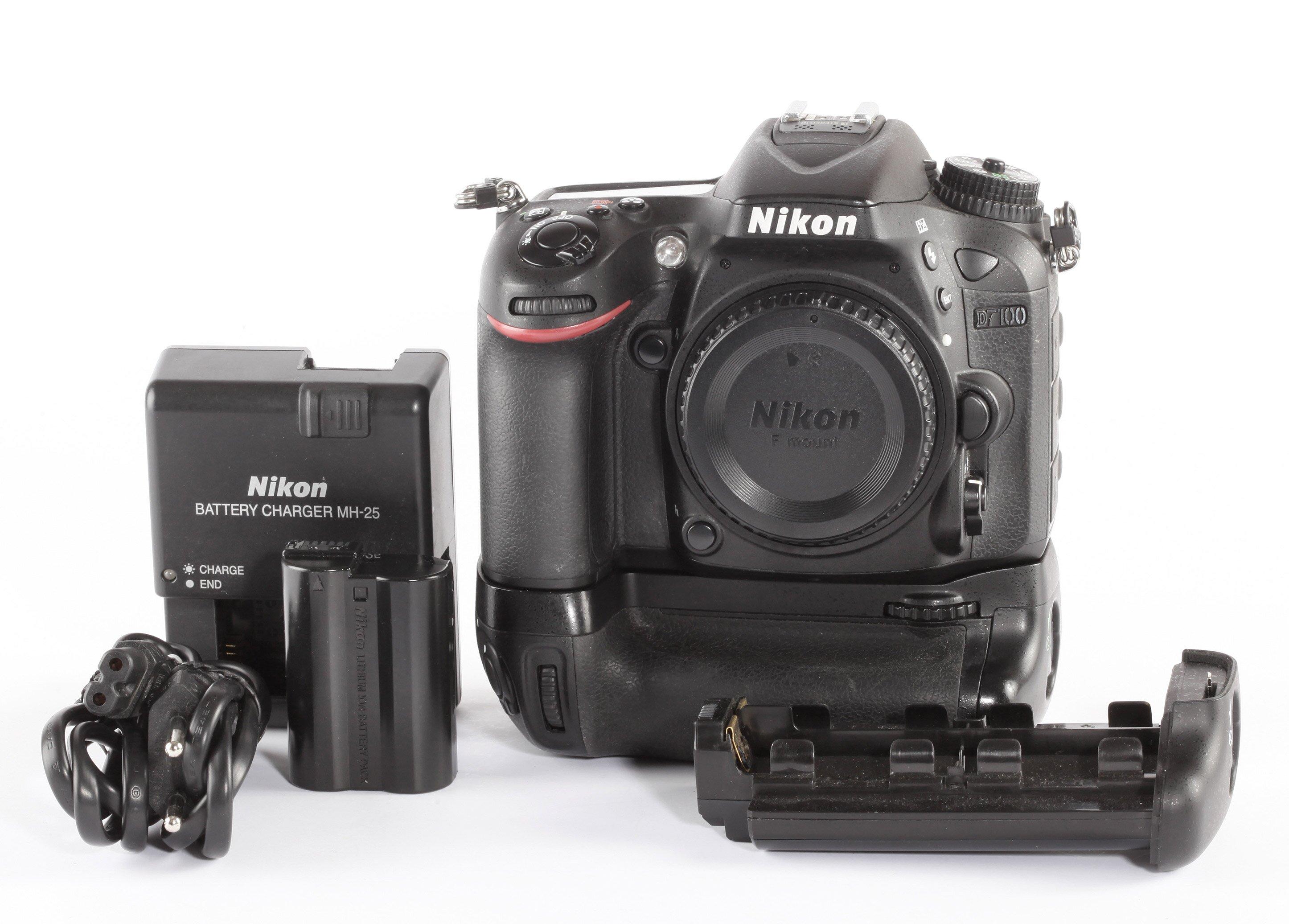Nikon D7100 Gehäuse 33000 Auslösungen