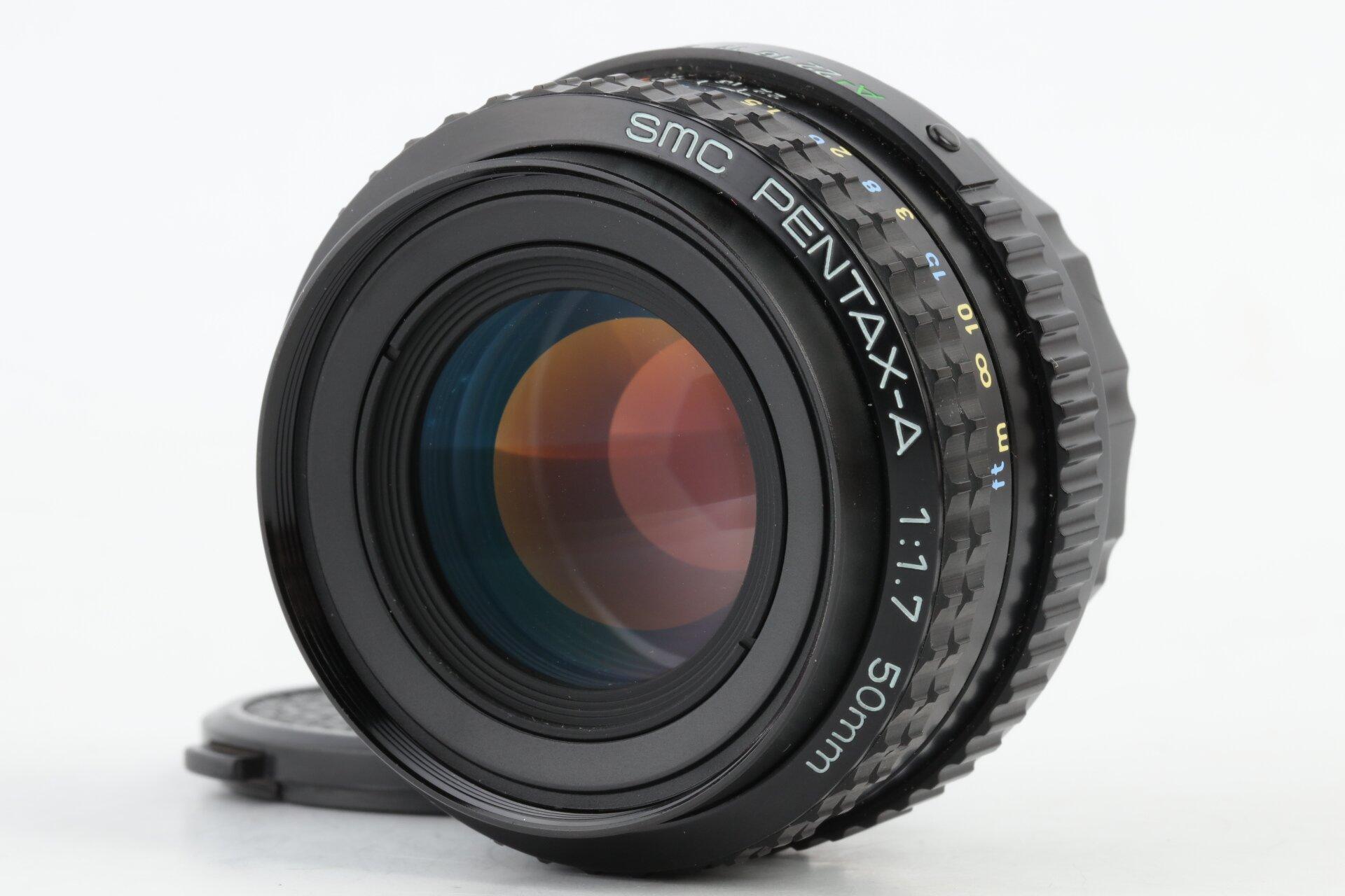 Pentax K 50mm 1,7 SMC Pentax-A
