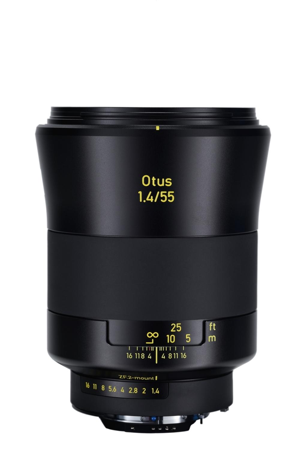ZEISS Otus 55mm 1:1,4 ZF.2 für Nikon