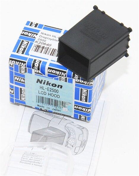 Nikon HL-E 2500 Displayblende für Coolpix 2500