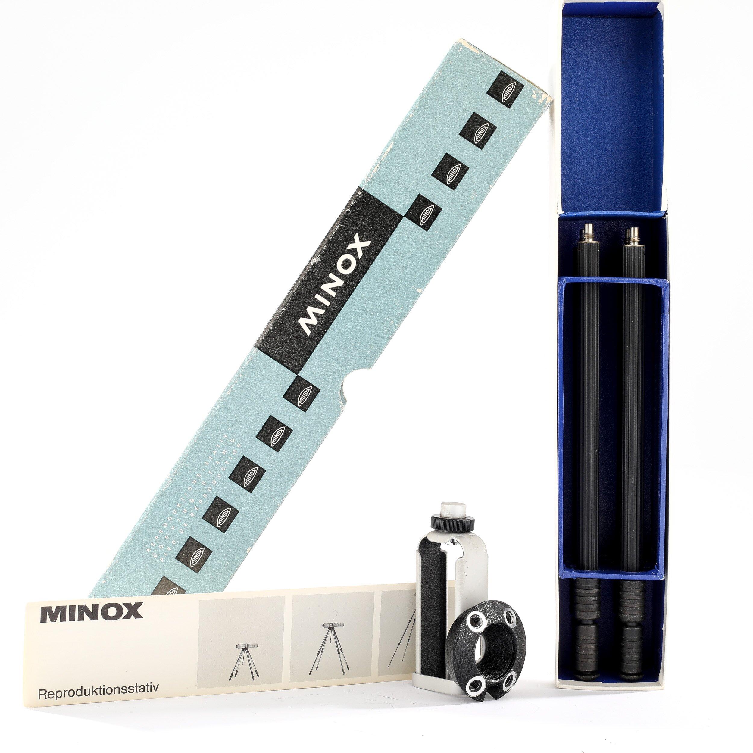Minox Reproduktionsstativ