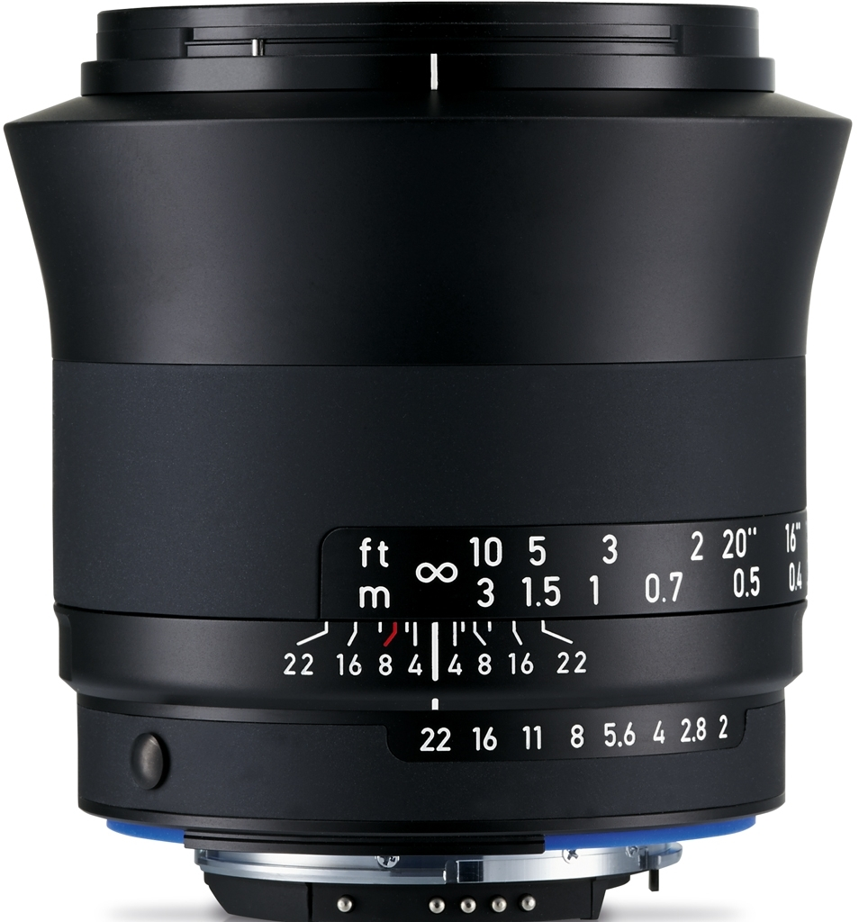 ZEISS Milvus 35mm 1:2,0 ZF.2 f. Nikon