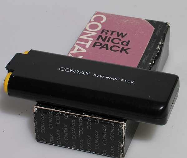 Contax NiCd Pack RTW