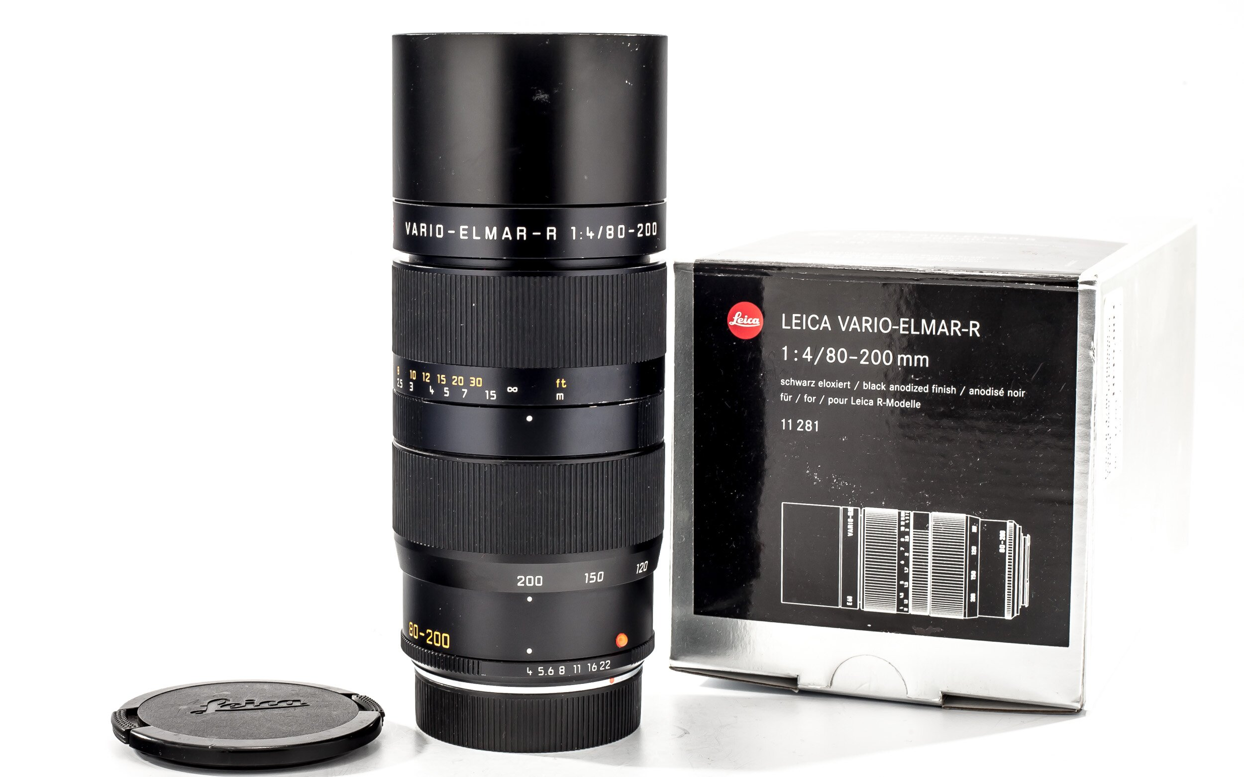 Leica 4/80-200mm Vario-Elmar-R E60 ROM 11281