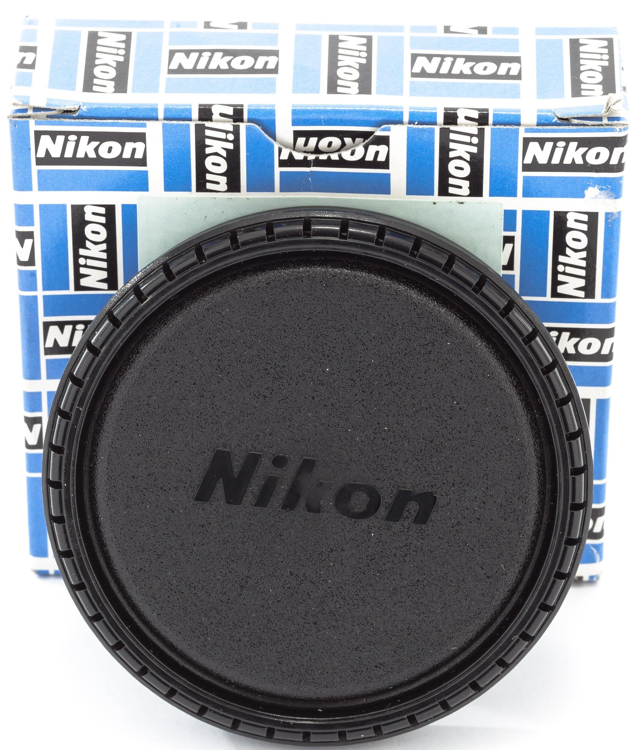 Nikon 70mm slip-on-lenscap