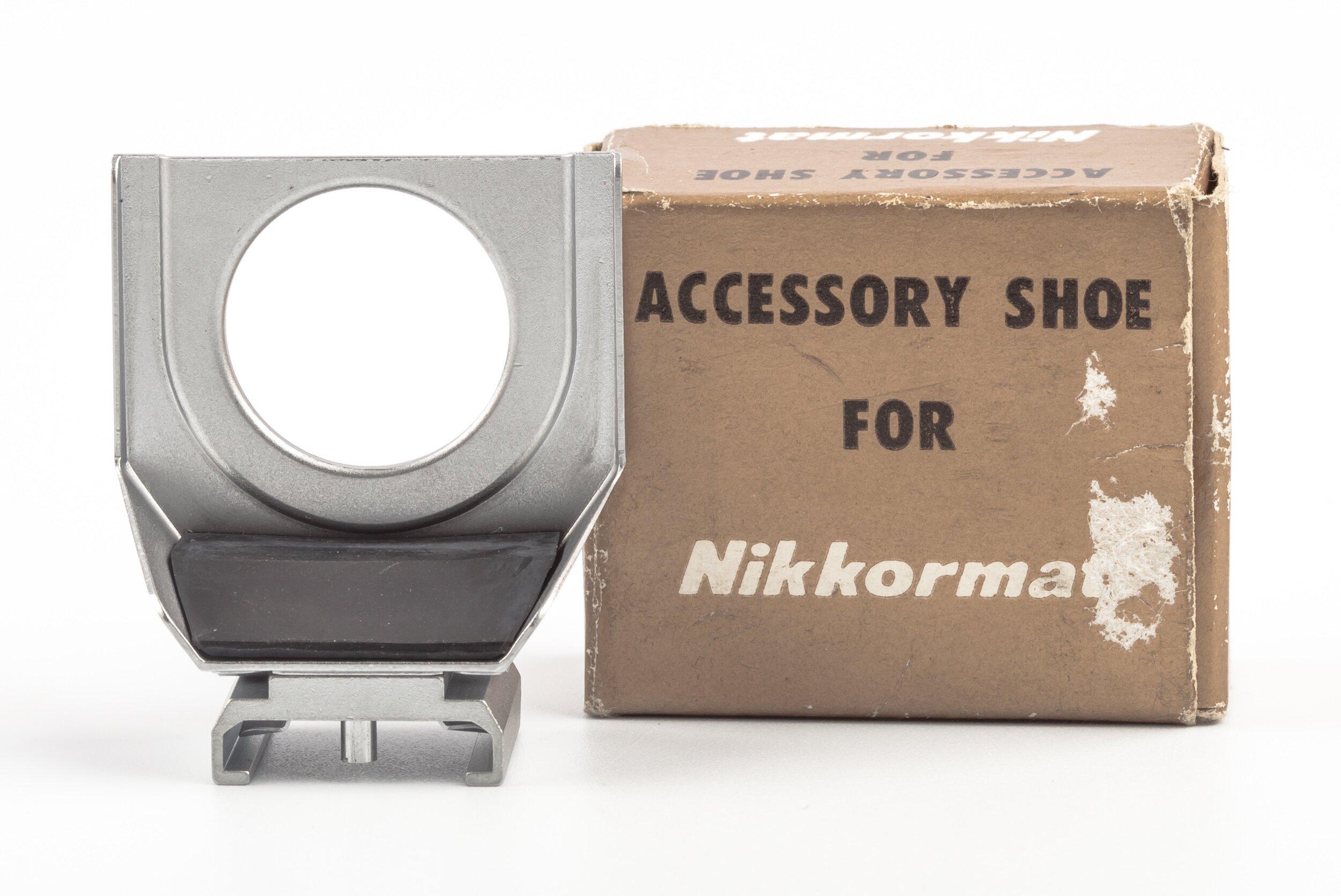 Nikon Accessory shoe for Nikkormat