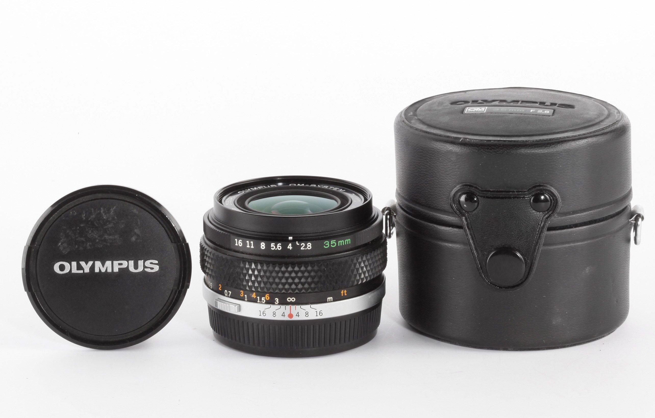 Olympus OM-System Zuiko MC Auto-W 2,8/35mm