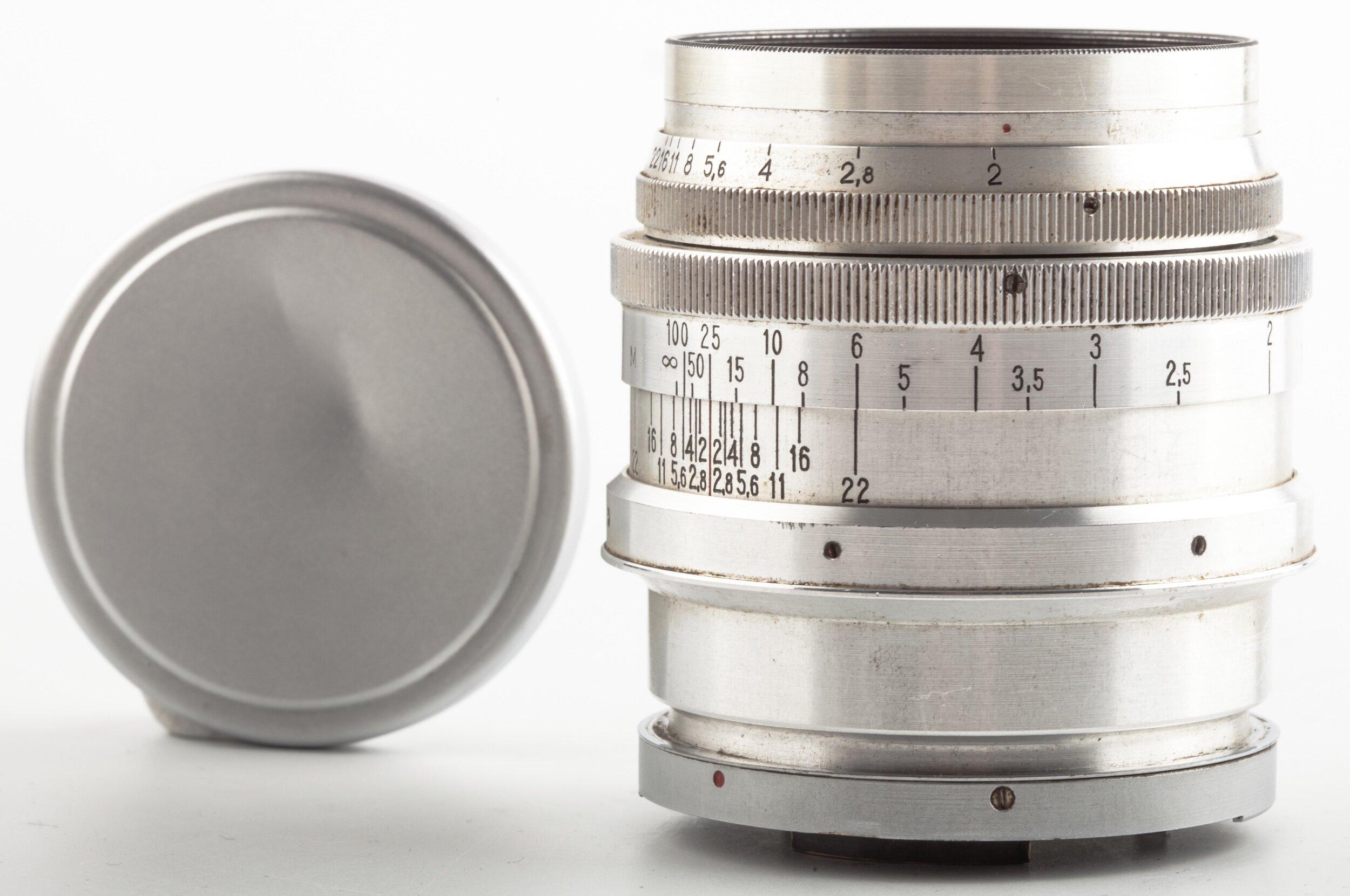 Jupiter-9 2/8,5cm Contax RF/Kiev