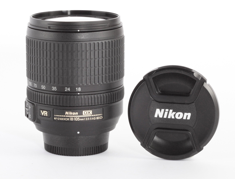 Nikon AF-S Nikkor 18-105mm 3,5-5,6G ED DX VR