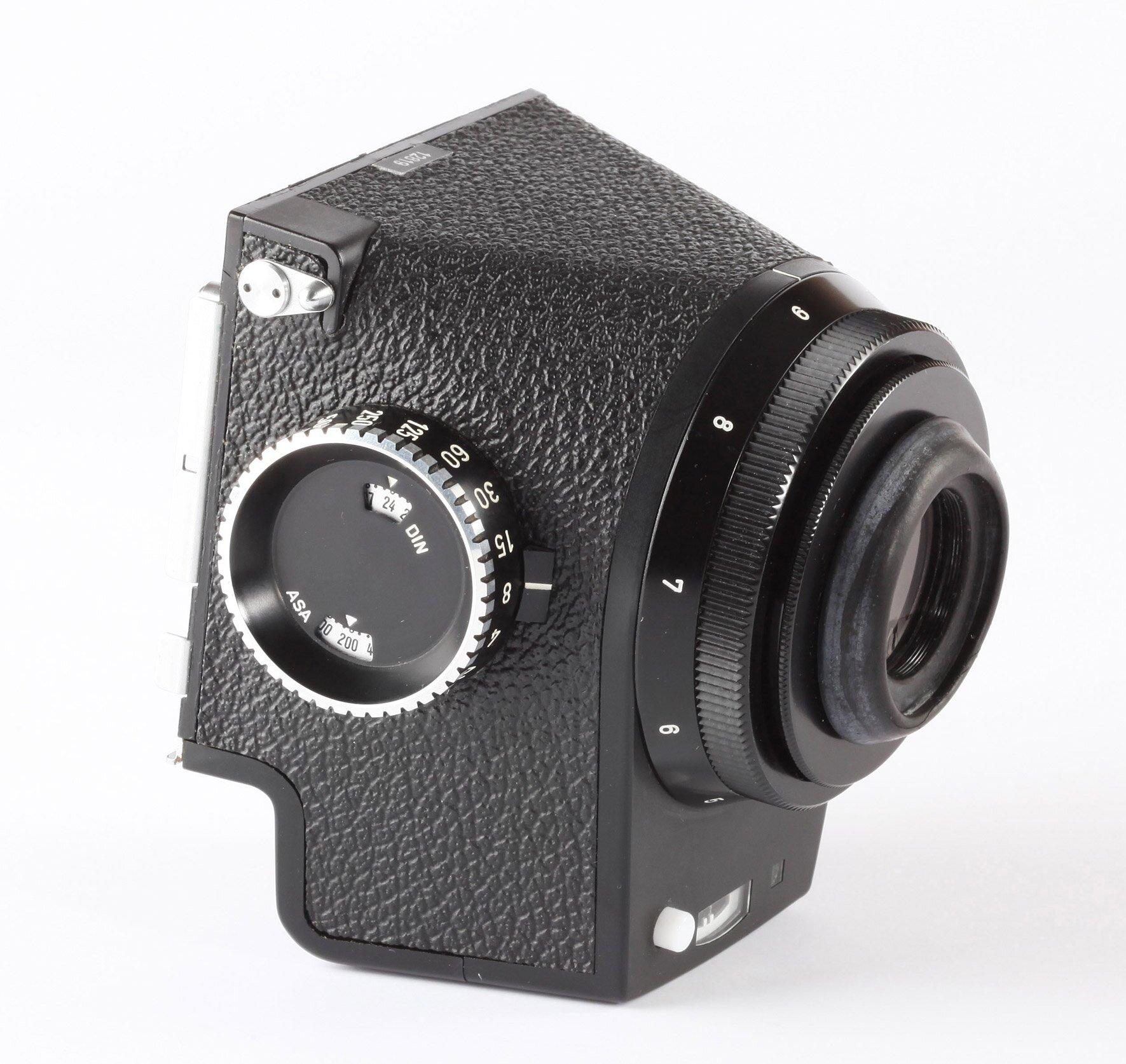 Rollei SL66 Belichtungsmesser Aufsatz Sucher Rolleiflex