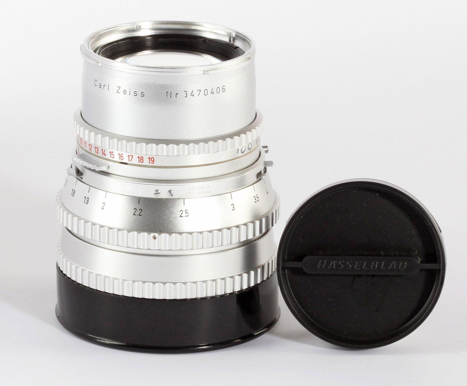 Hasselblad Sonnar 4/150mm chrom