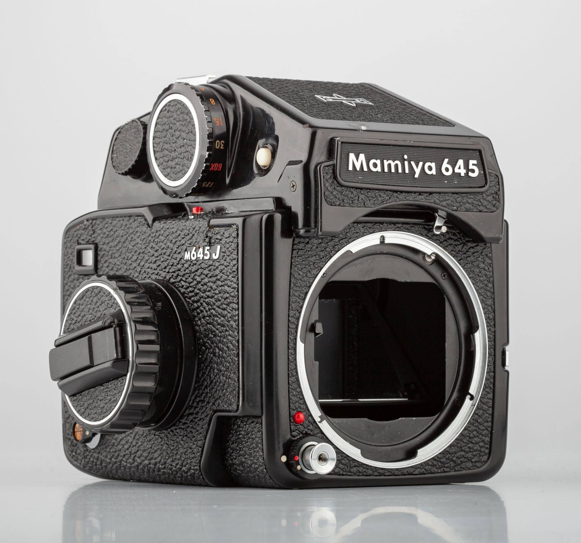 Mamiya M645 J Gehäuse
