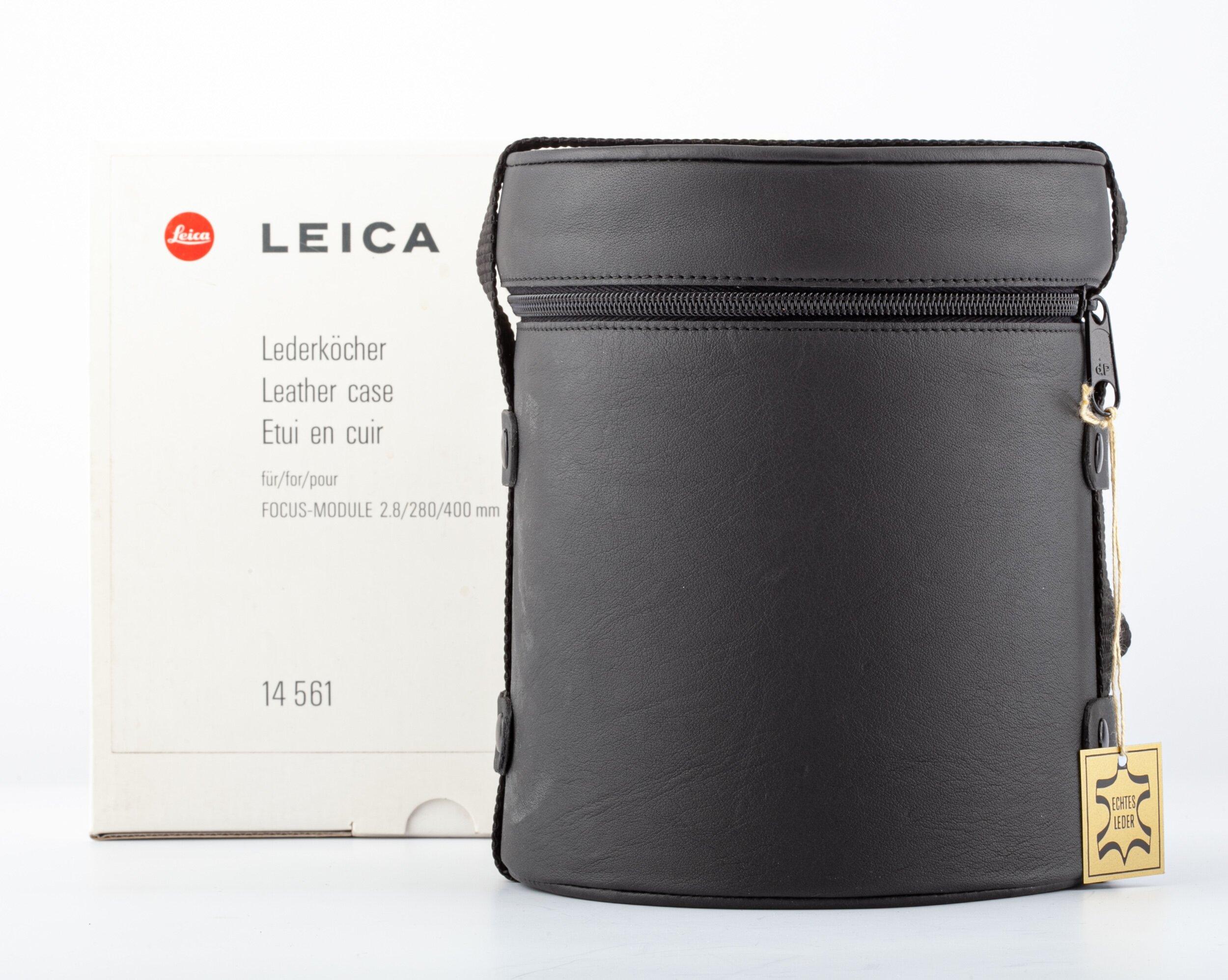 Leica Universal Lederköcher 14561 NEW