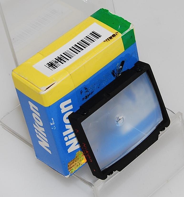 Nikon K focusing screen