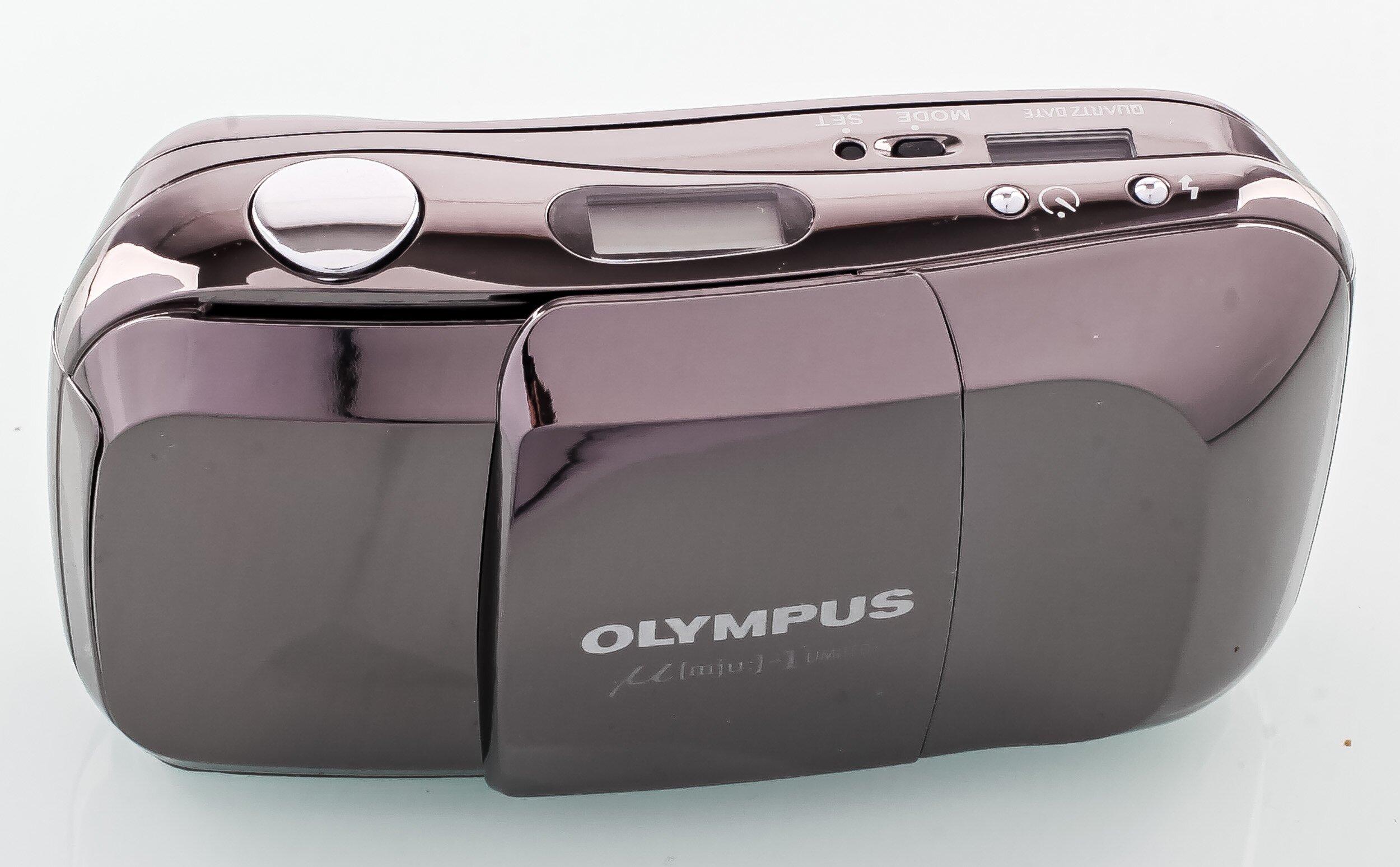Olympus mju 1 Limited 35mm/3,5