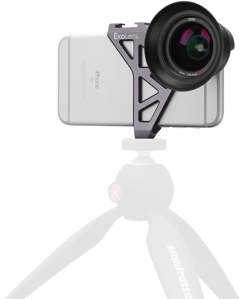 ZEISS ExoLens Weitwinkel-Objektivset mit ZEISS Optik für iPhone 6/6s/6Plus/6sPlus/7/7Plus
