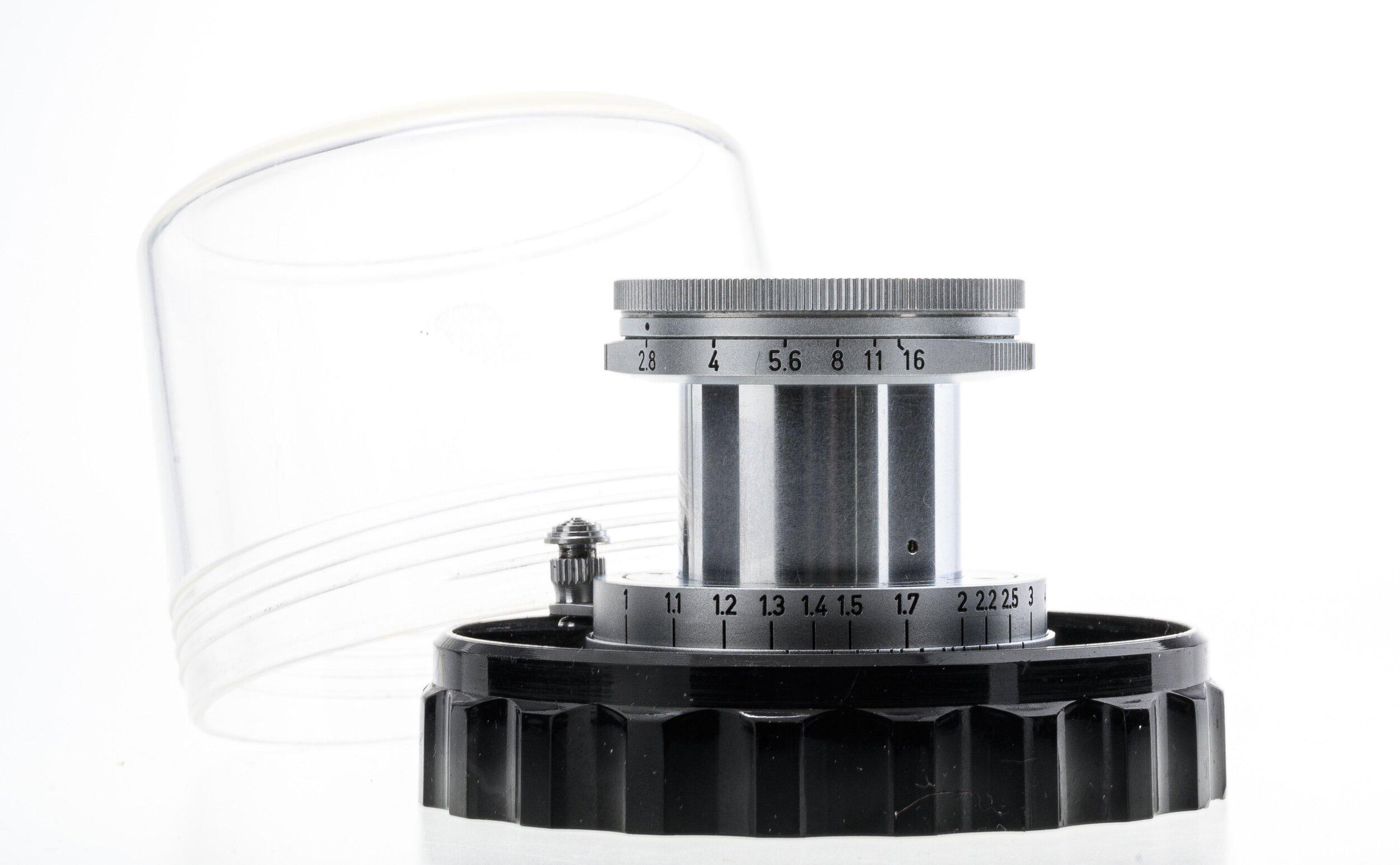 Leica Elmar-M 2,8/5cm versenkbar chrom