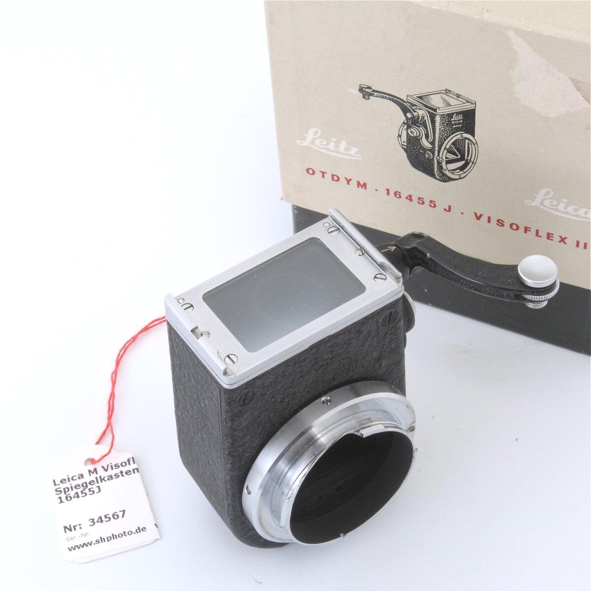 Leica M Visoflex II Spiegelkasten OTDYM  16455J