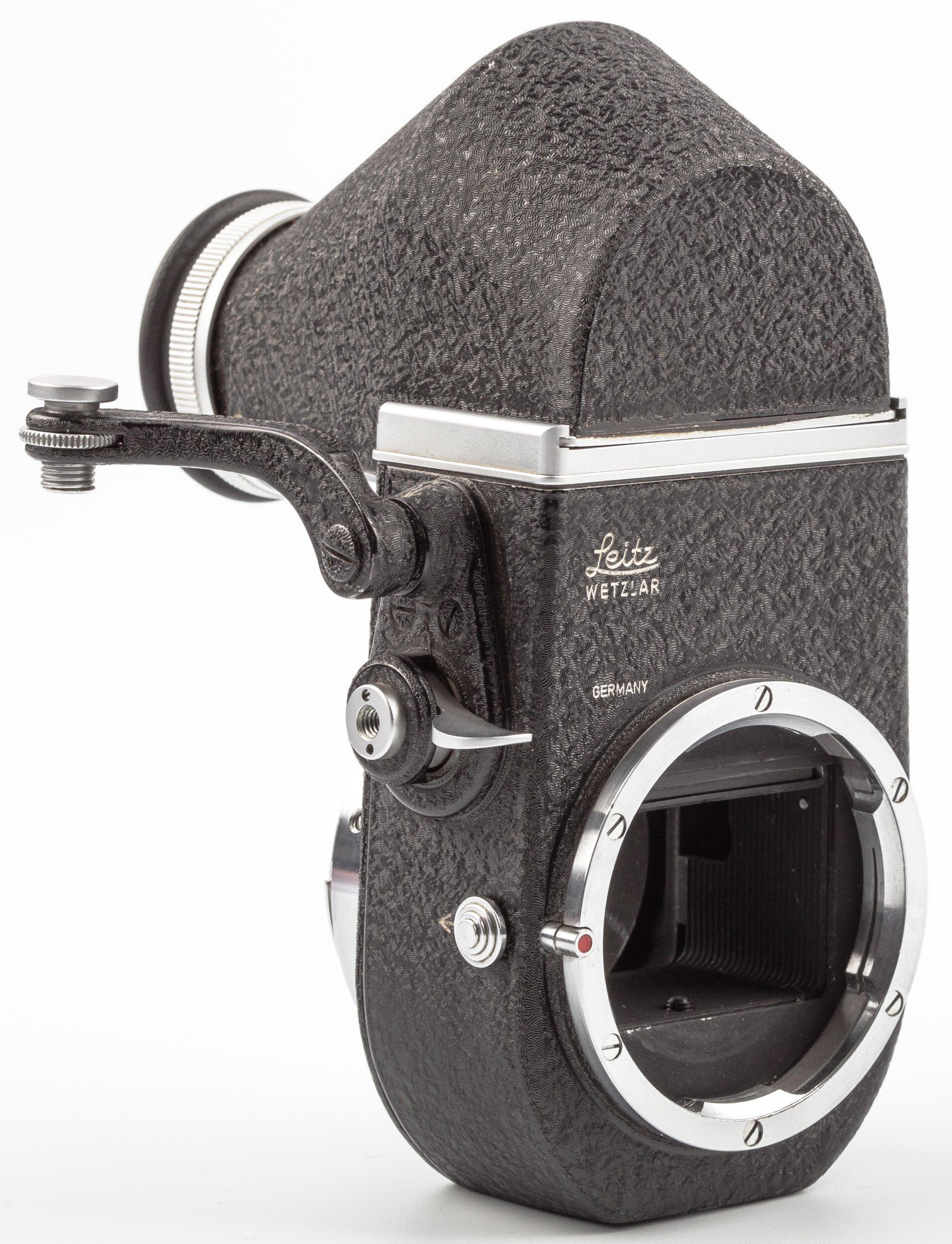 Leica Visoflex II with OTXBO