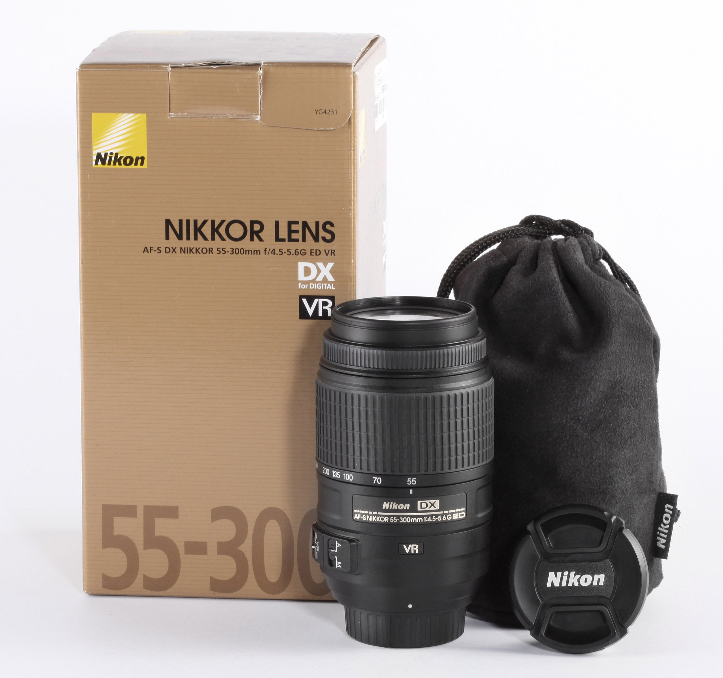 Nikon AF-S DX 4,5-5,6/55-300mm ED