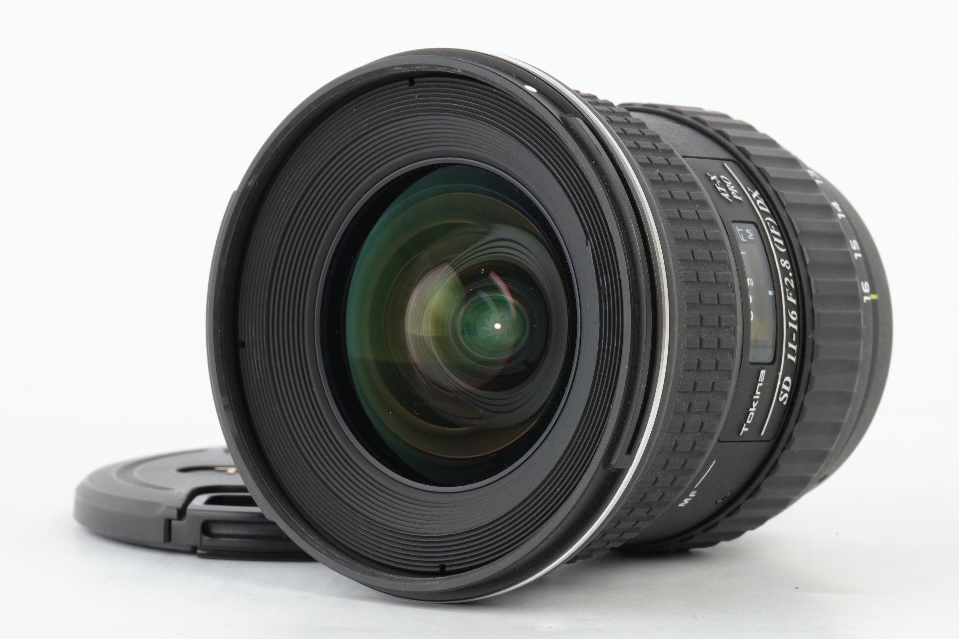 Tokina SD 11-16mm 2,8 (IF) DX AT-X Pro Aspherical für Nikon F