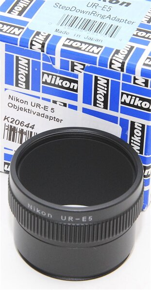 Nikon UR-E 5 Objektivadapter