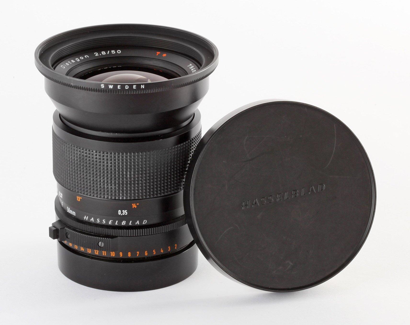 Carl Zeiss Hasselblad Distagon 2,8/50mm T*