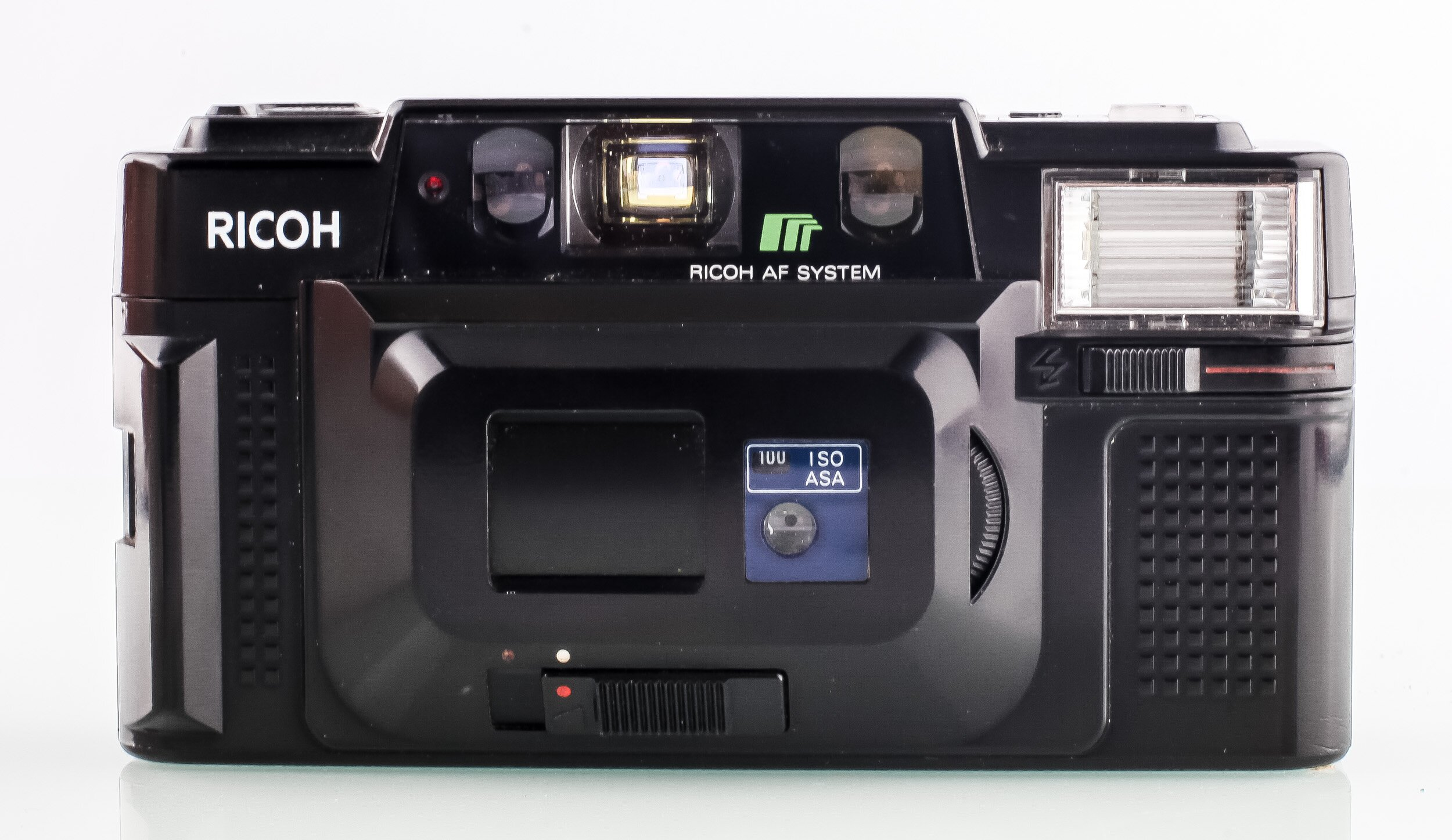 Ricoh FF-3AF Analoge Kompaktkamera