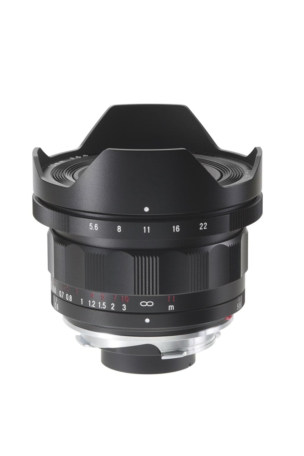 Voigtländer VM 10mm 5,6 Hyper Wide Heliar asphärisch Leica M schwarz