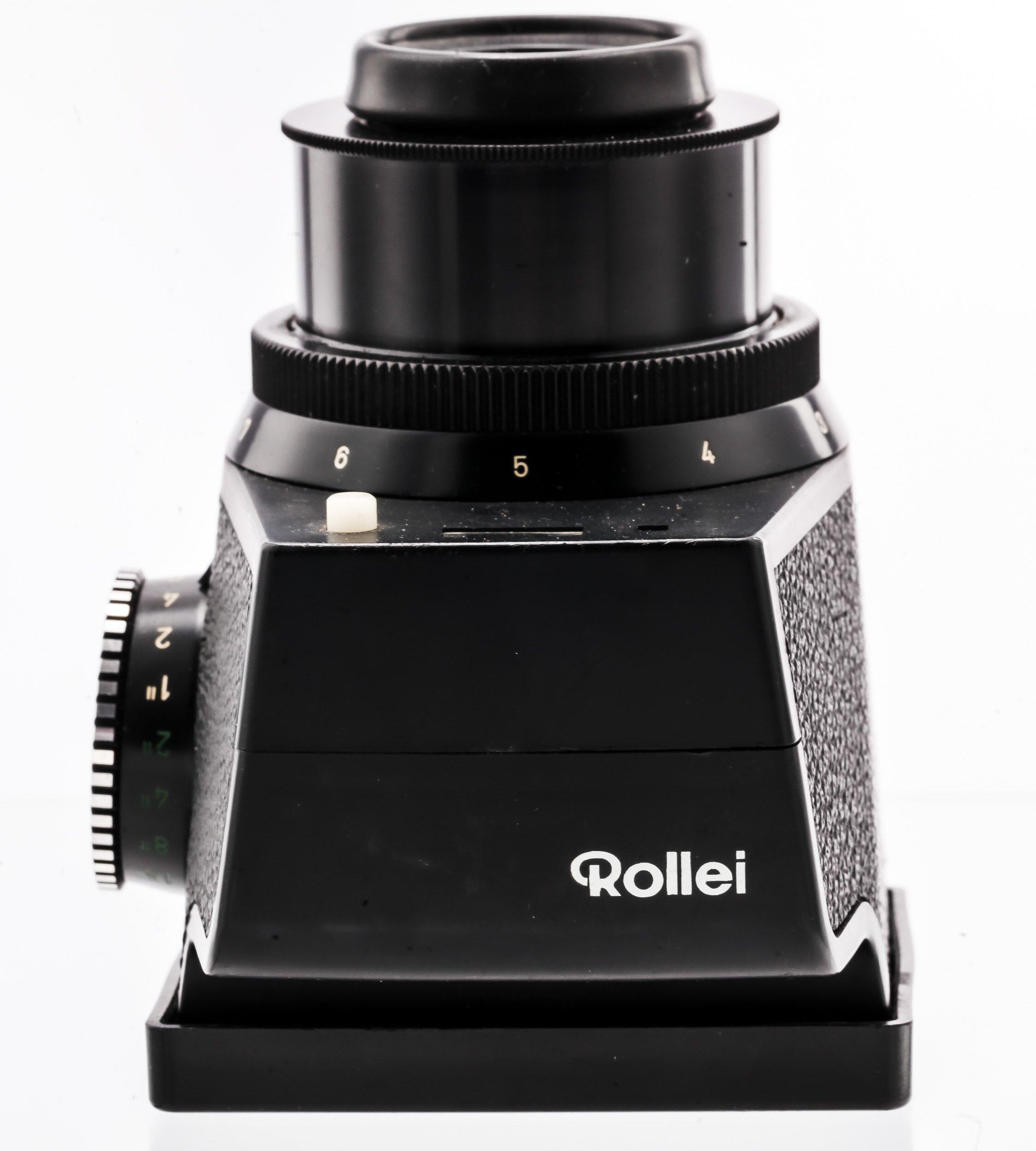 Rolleiflex SL66 Lupensucher