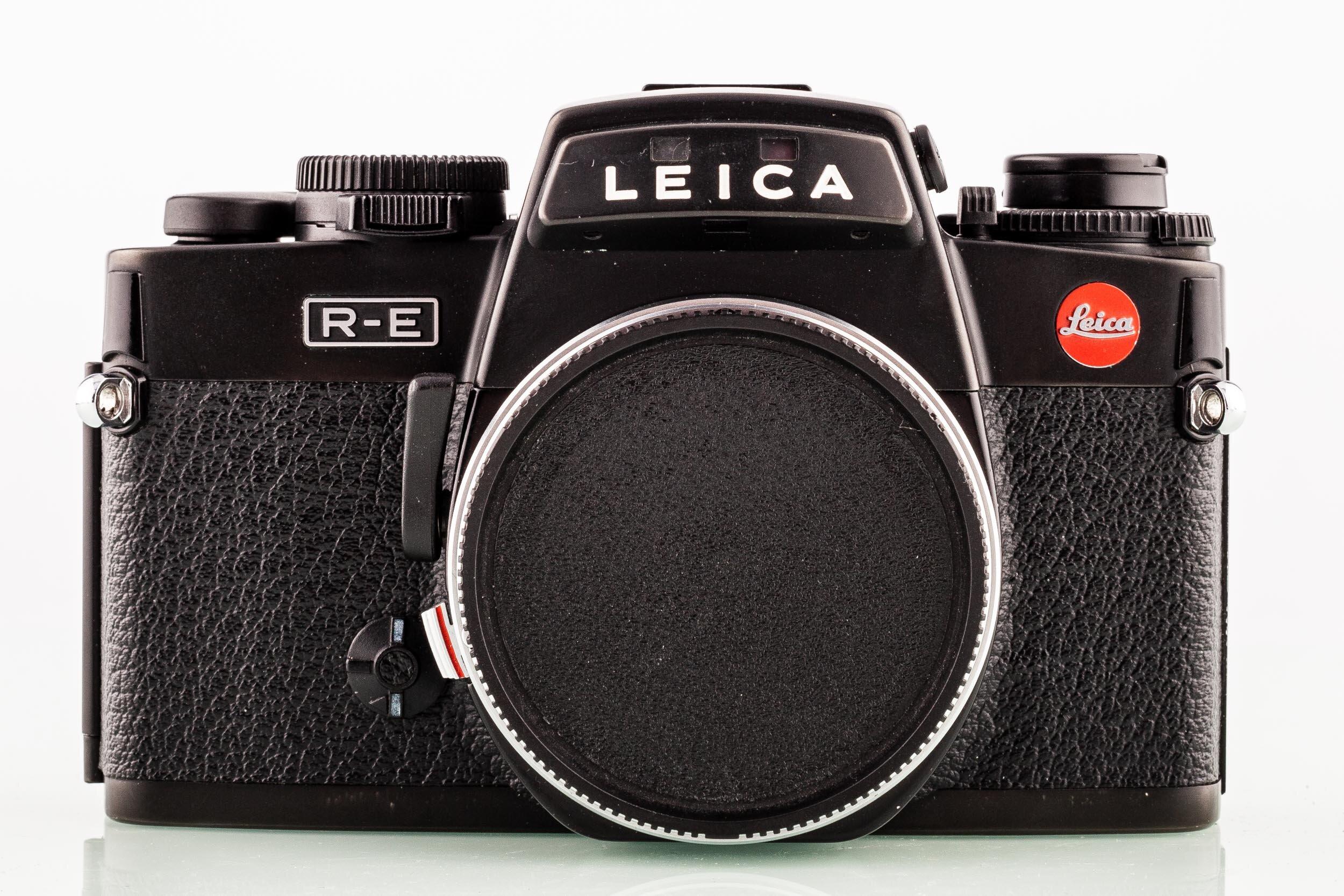 Leica R-E body black