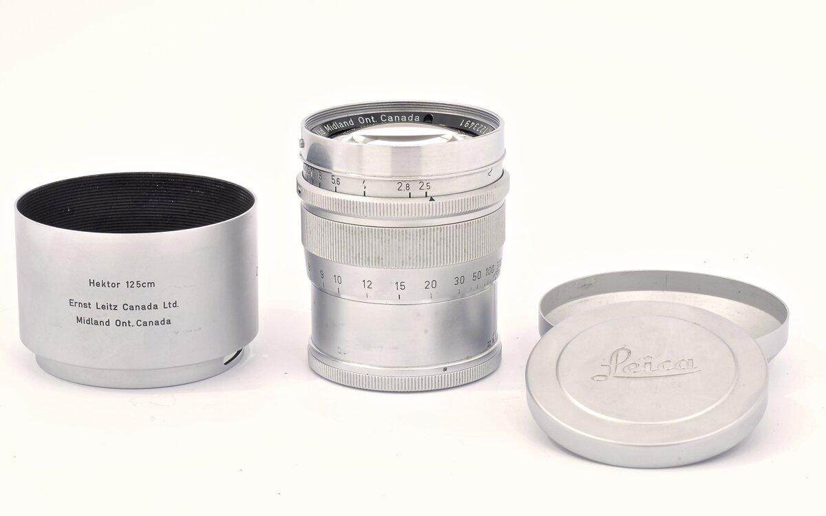 Leica Visoflex 1:2,5/12,5cm Hektor