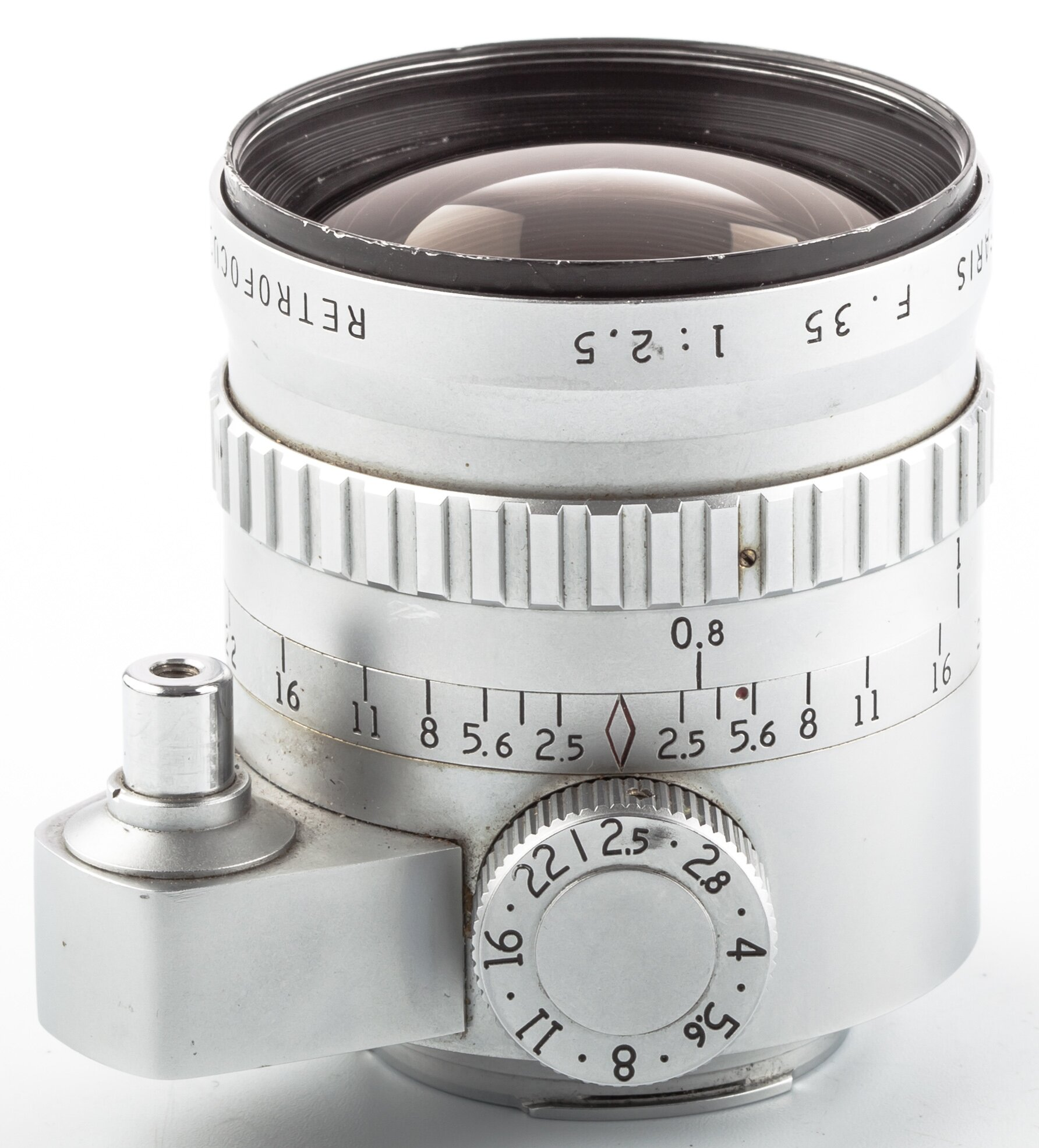 Angenieux 35mm 2,5 Retrofocus Type R1 Exakta