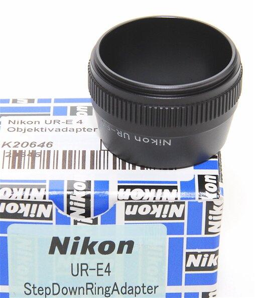 Nikon UR-E 4 Objektivadapter