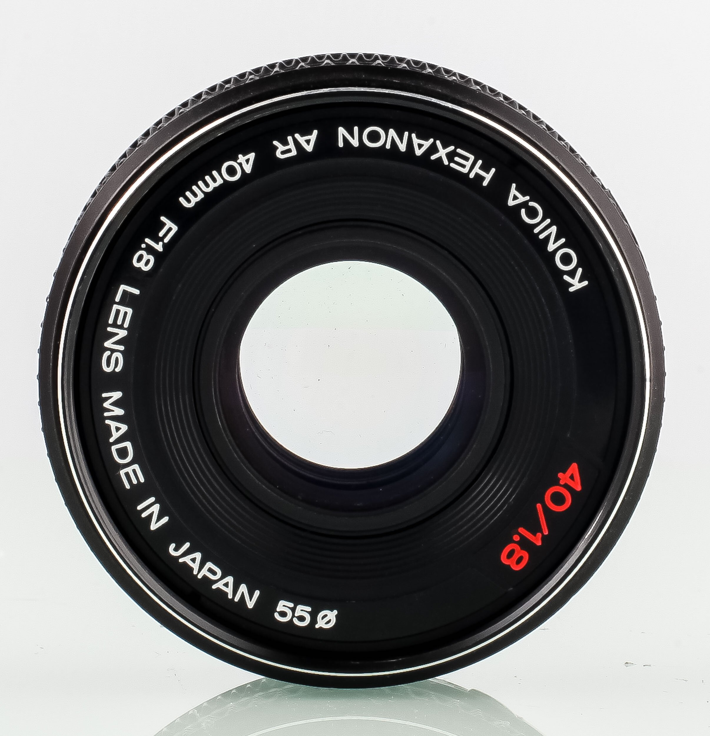 Konica Hexanon AR 40mm 1,8