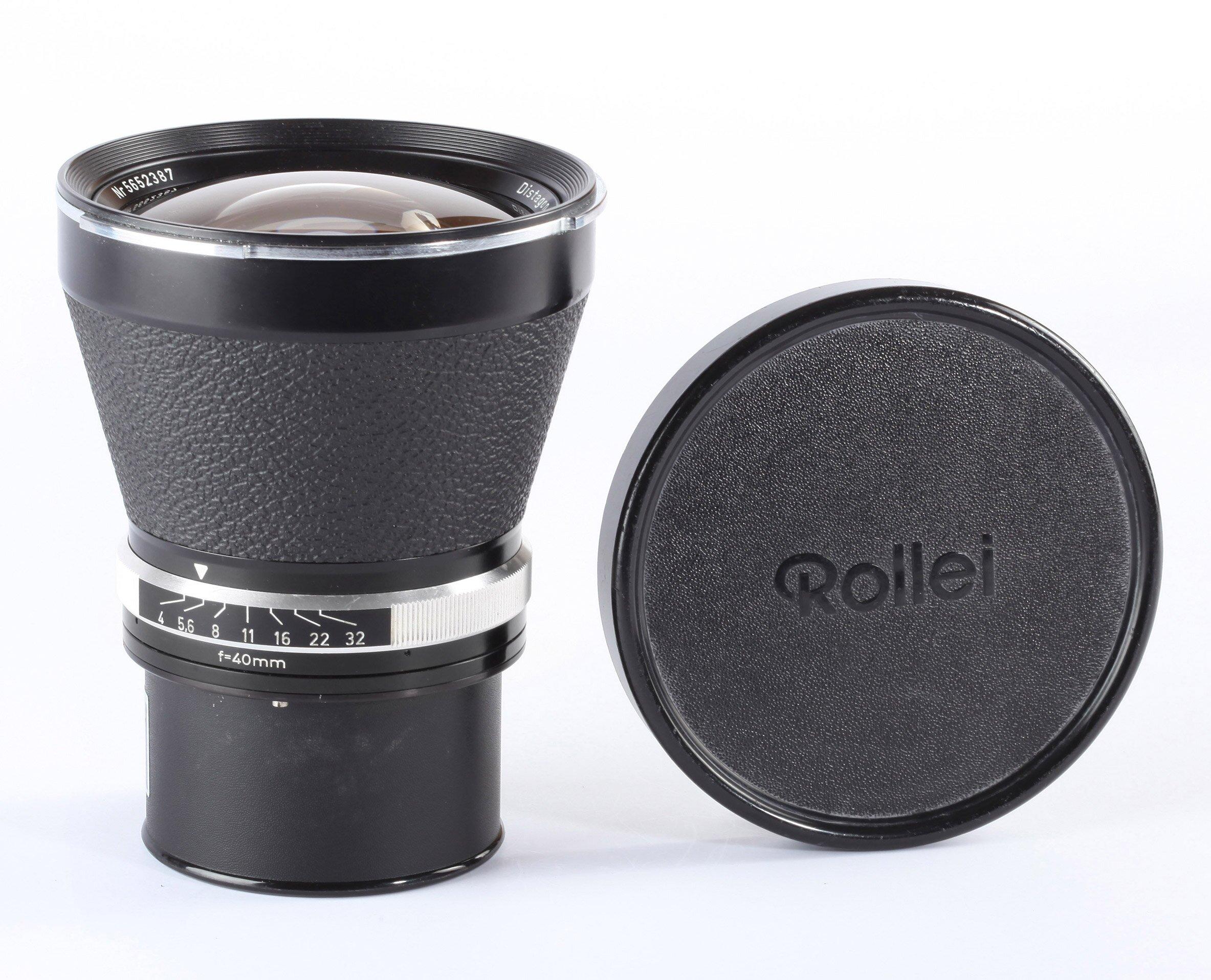 Rollei SL66 40mm 4 Distagon Rolleiflex