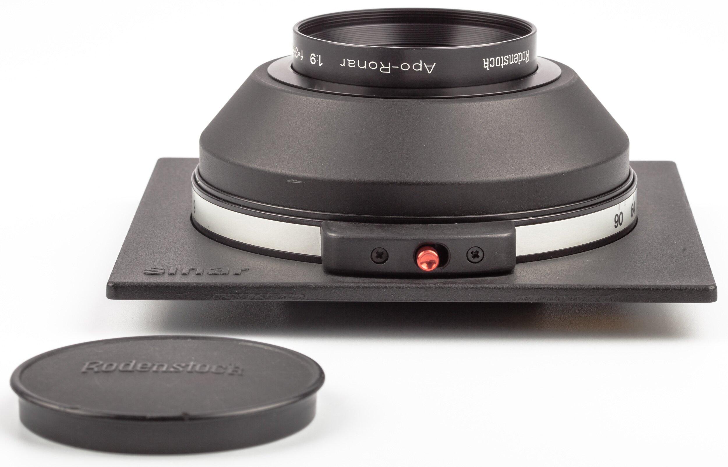 Rodenstock f. Sinar 360mm 9 MC Apo-Ronar