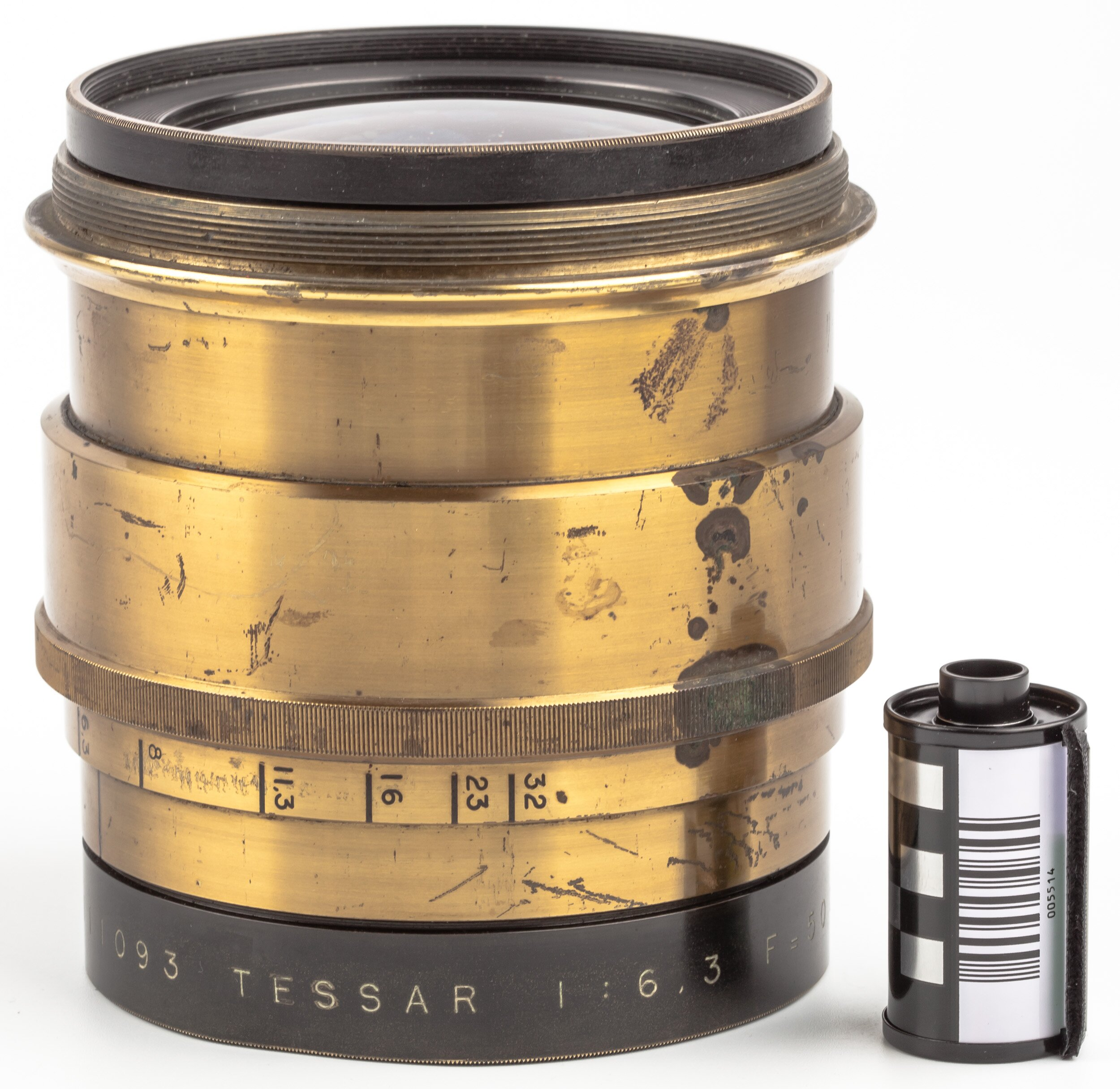 Carl Zeiss 500mm 6,3 Tessar