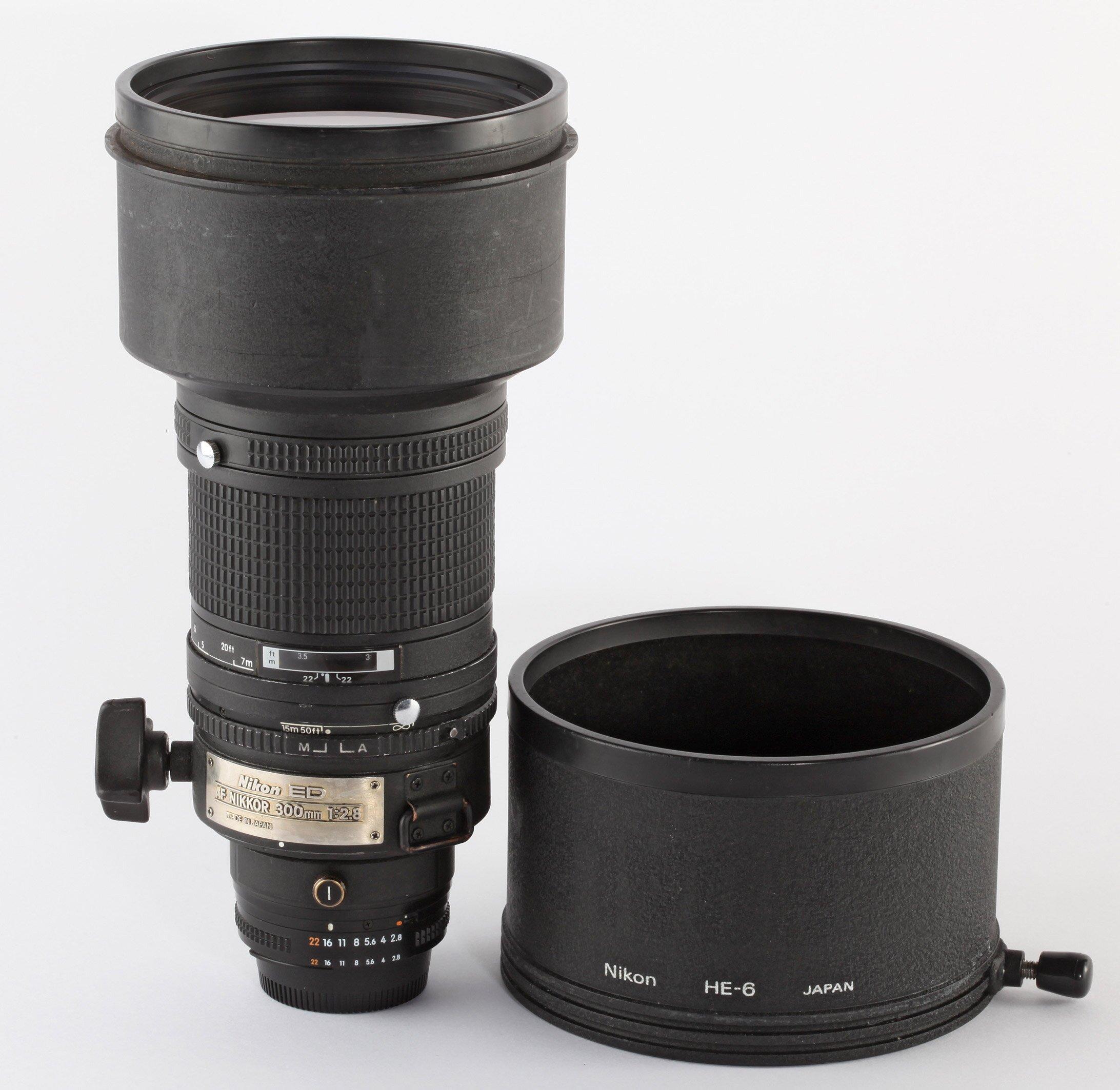 Nikon ED Nikkor 2,8/300mm AF