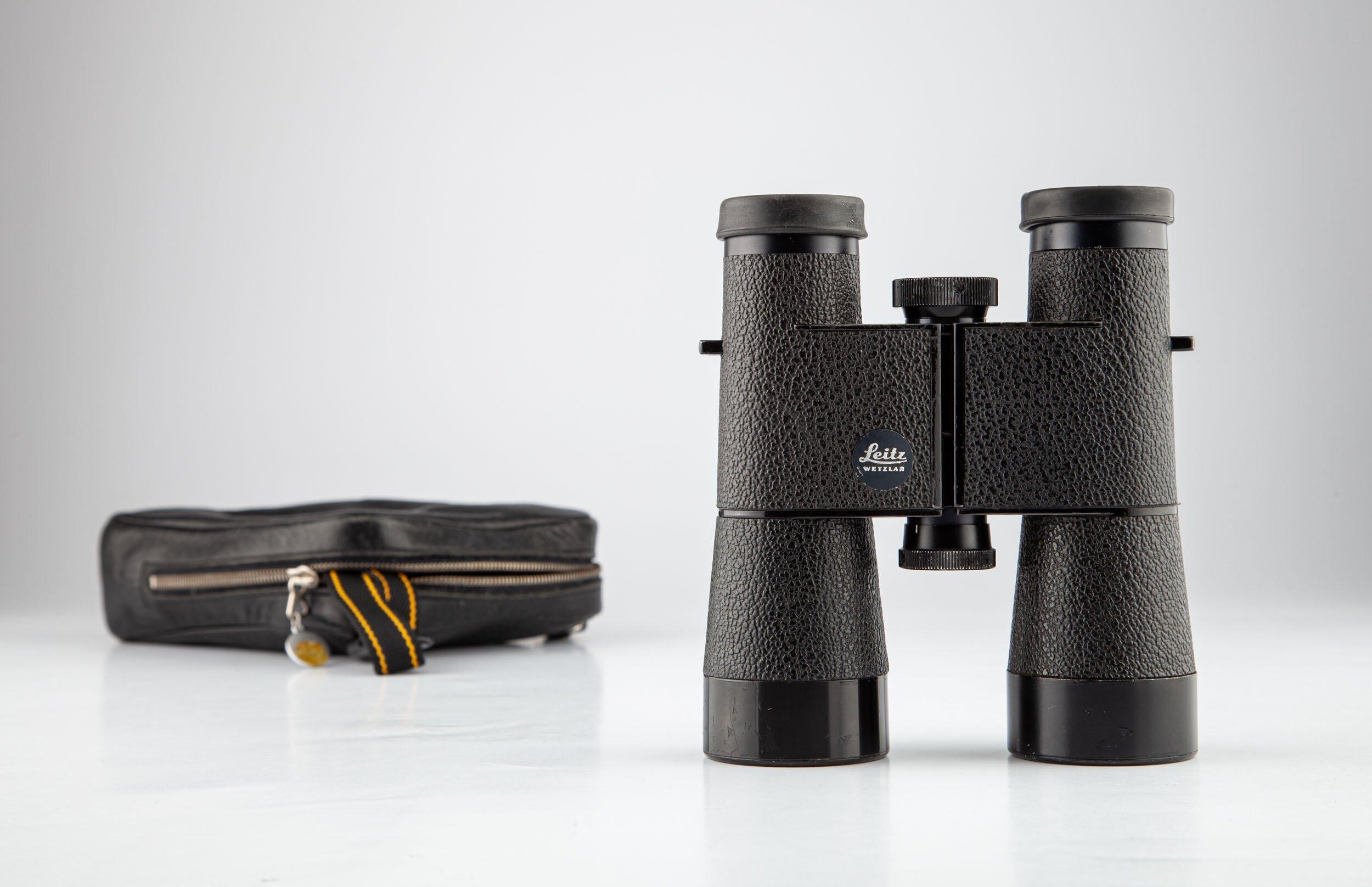 Leitz Leica Trinovid 8x40 Binocolar Black